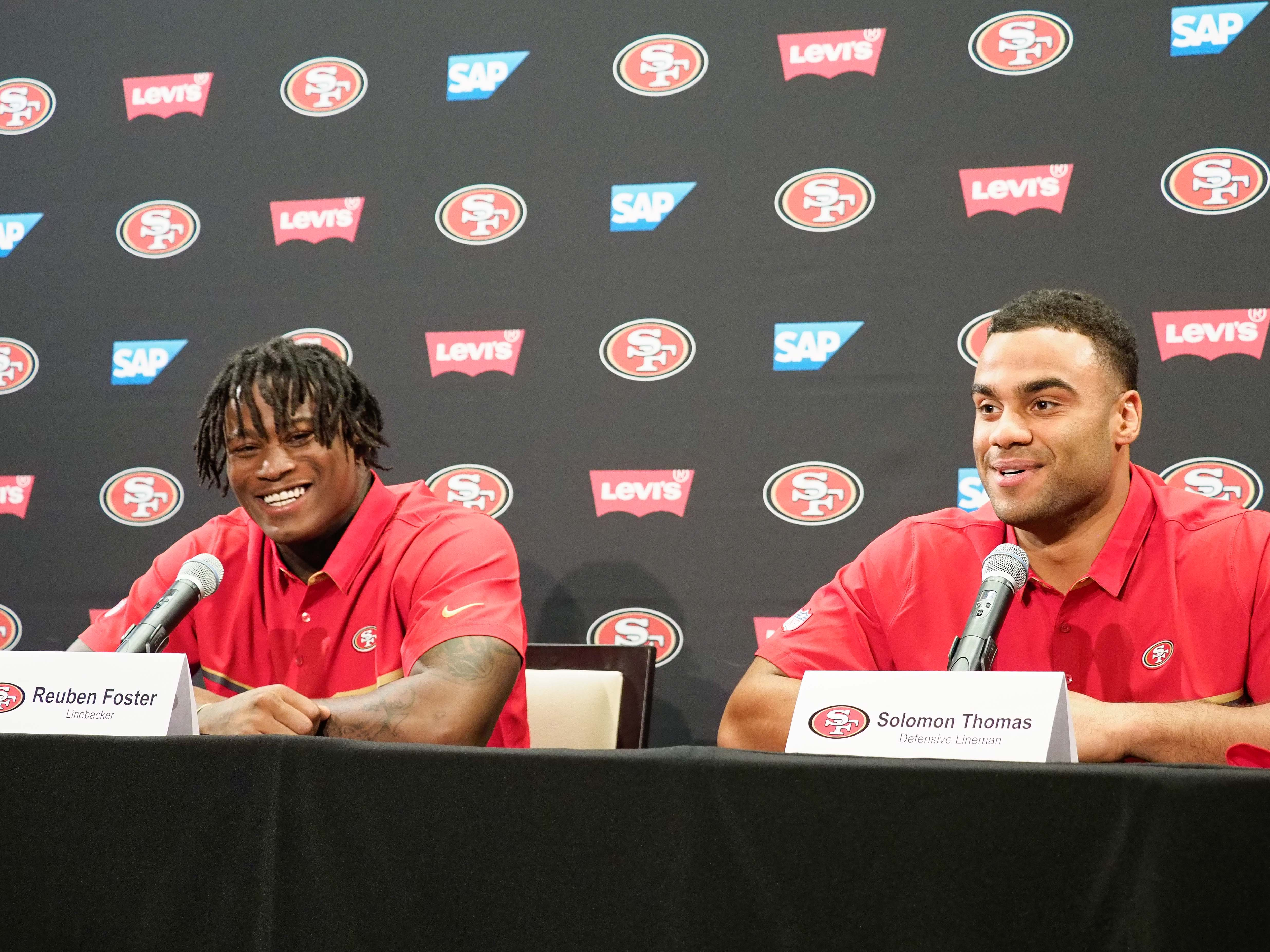 10034583-nfl-san-francisco-49ers-press-conference
