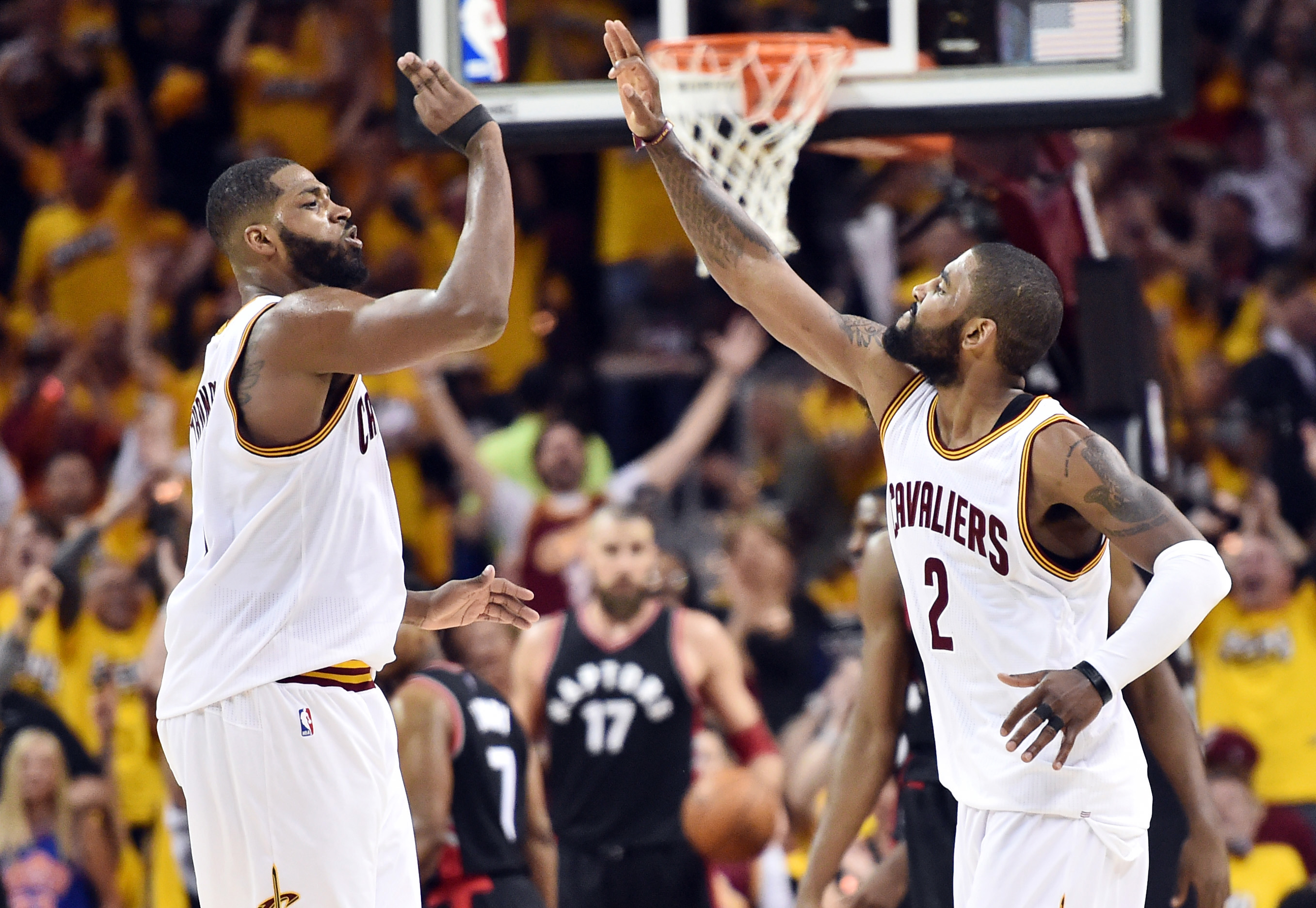 Cleveland Cavaliers: 5 takeaways from first 2 games against Raptors
