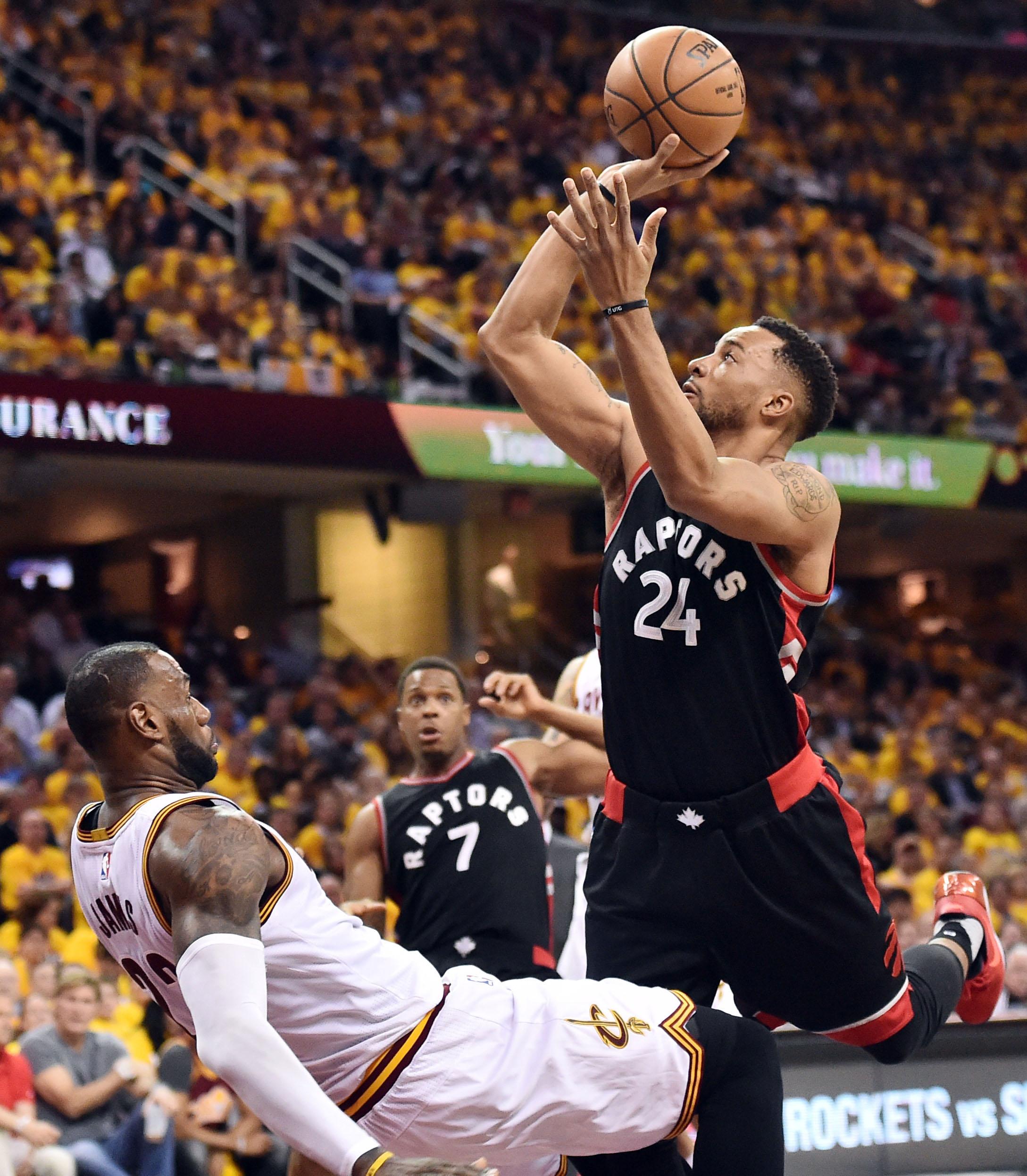2017 NBA Playoffs Roundup, Day 16: Rockets Fire Away