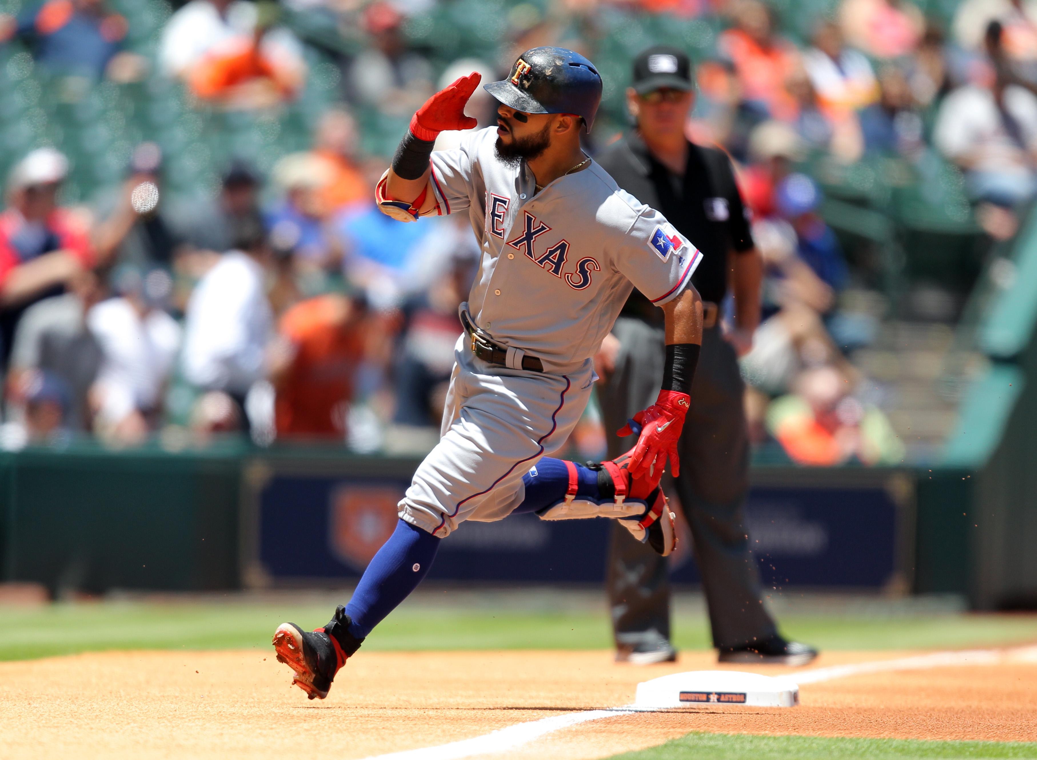 Texas Rangers Houston
