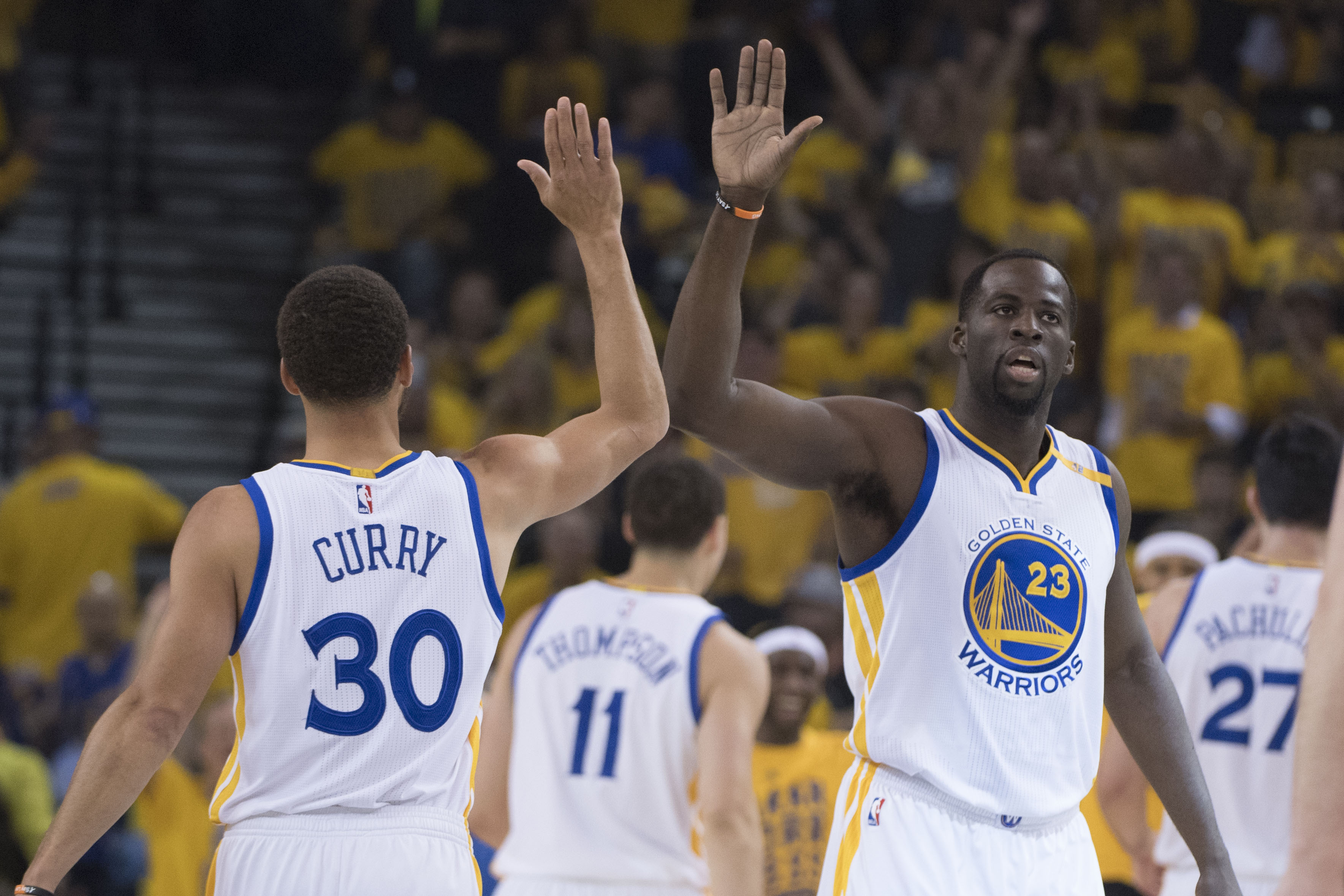 Golden State Warriors: 3 takeaways from 116-105 Game 2 win ...