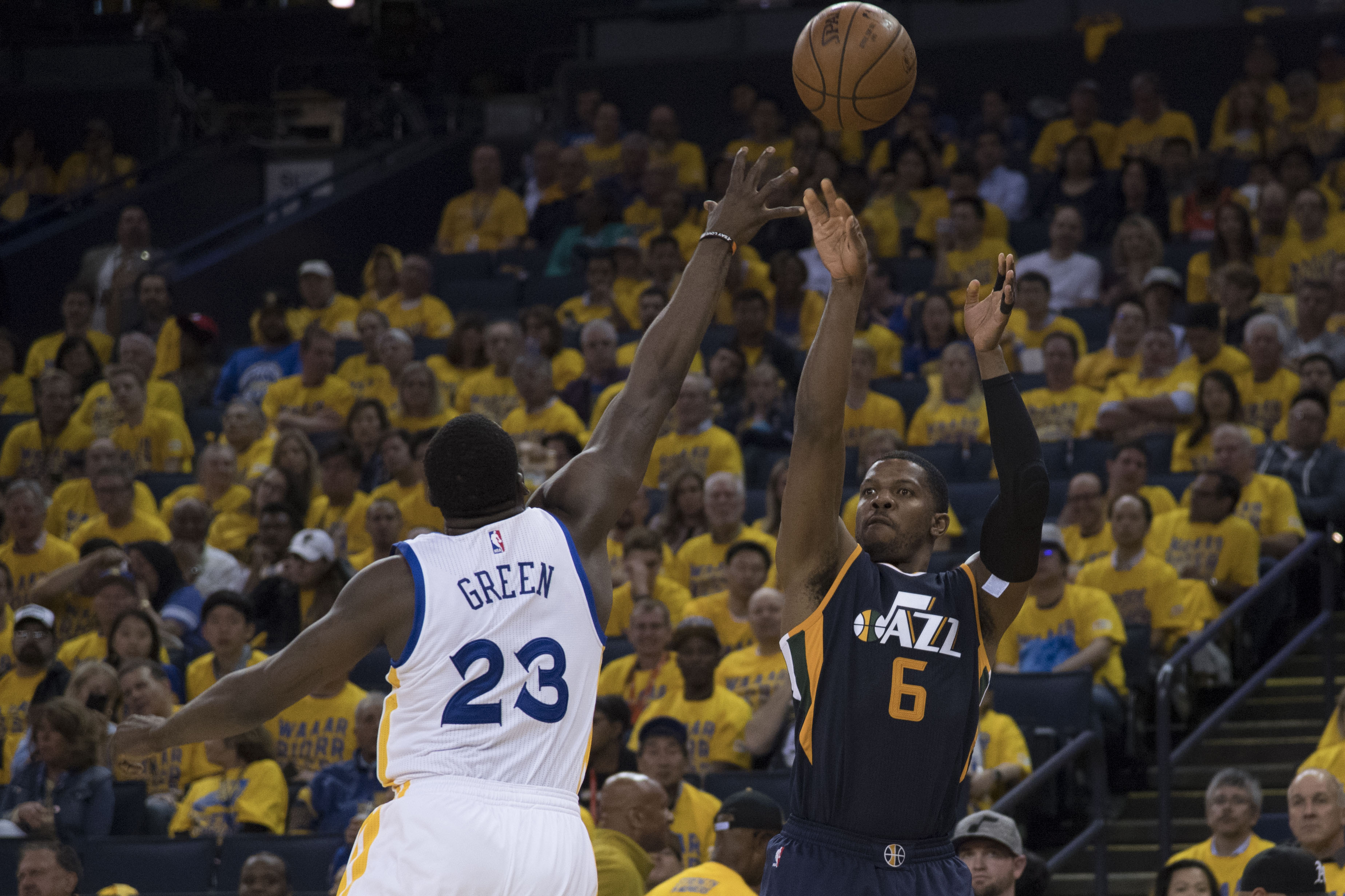 NBA Playoffs 2017: Warriors vs. Jazz Game 3 live stream ...