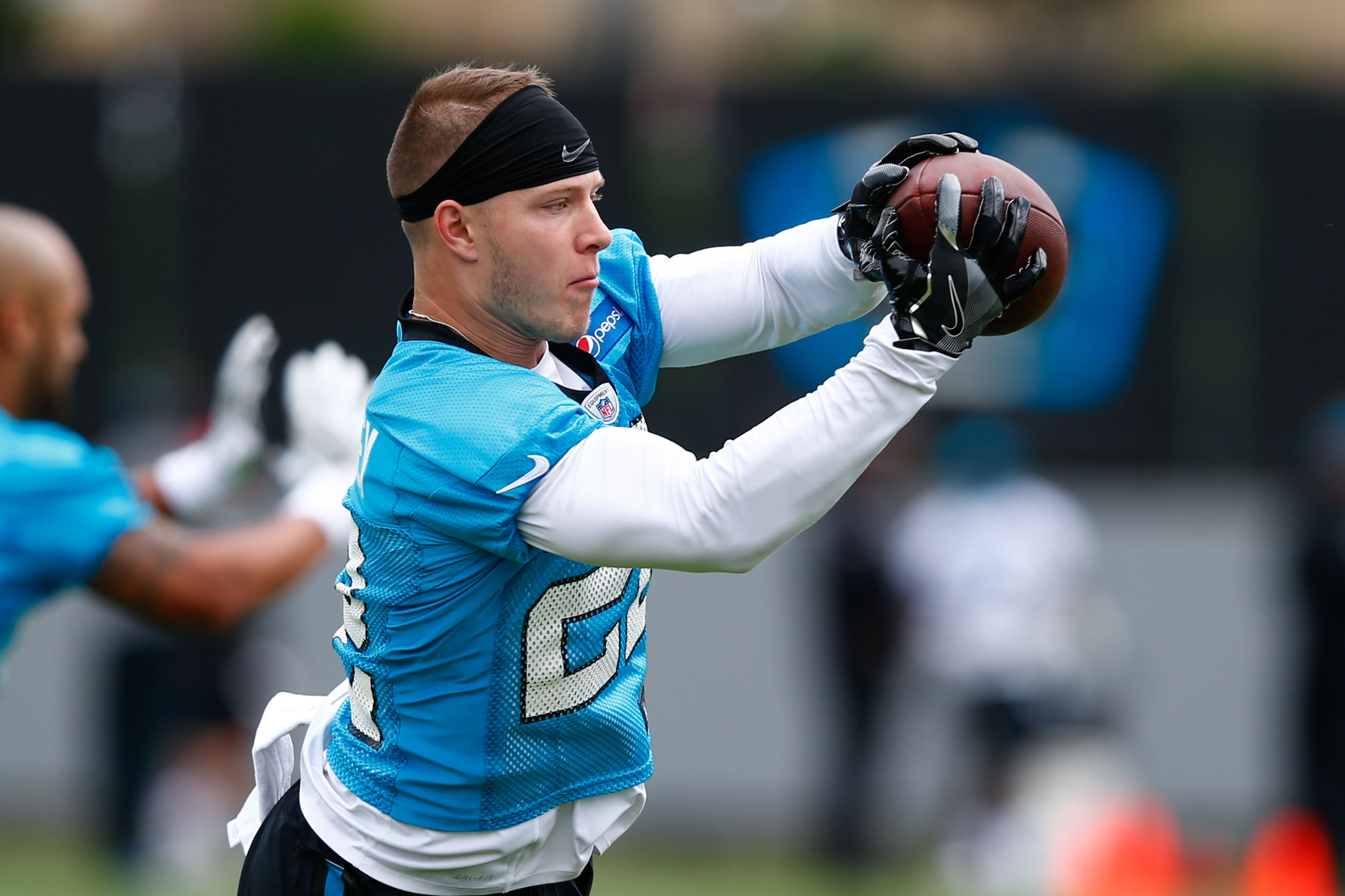 Three Top Panthers Stories for June 6, including why ... Christian Mccaffrey