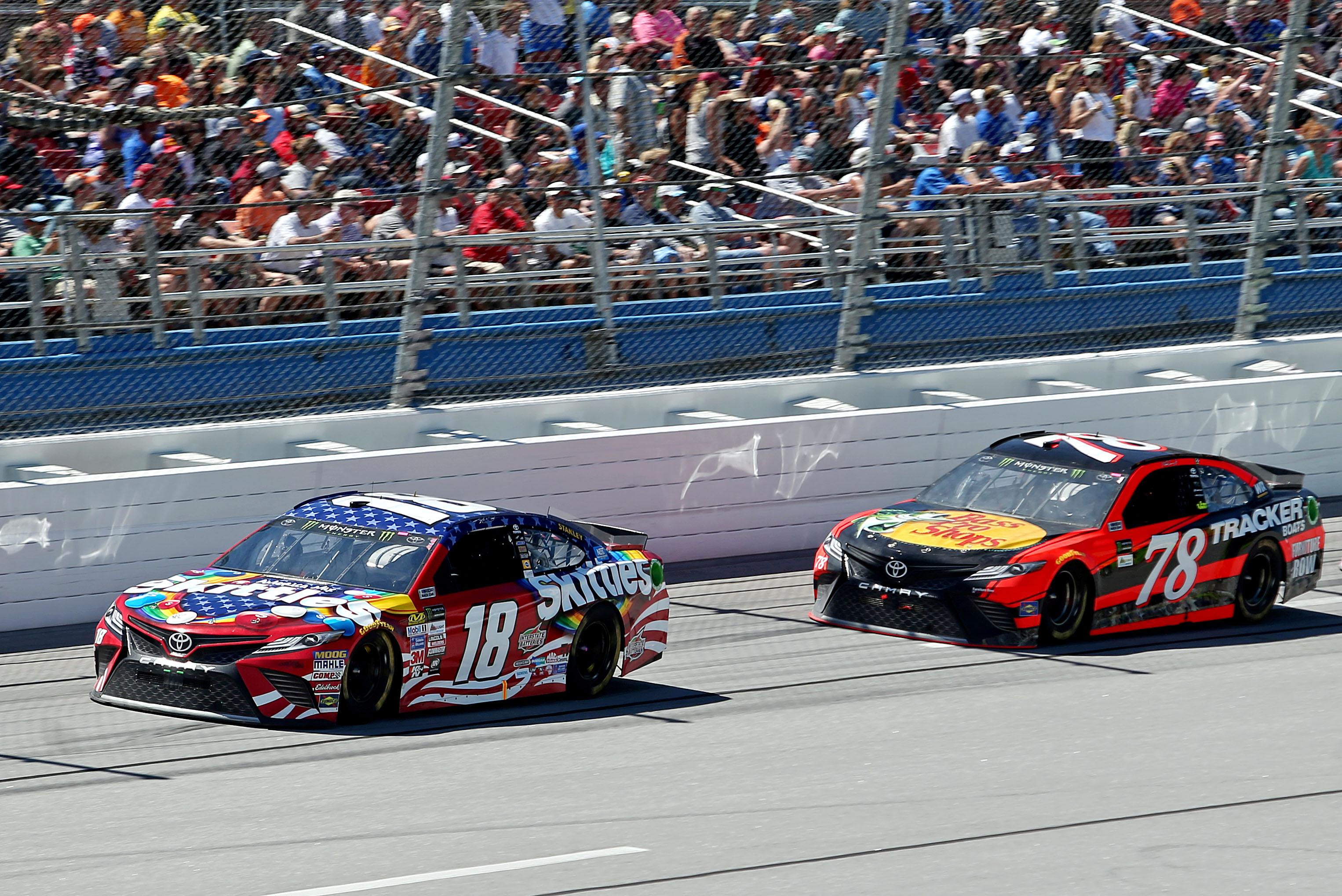 NASCAR: Team Power Rankings After Talladega