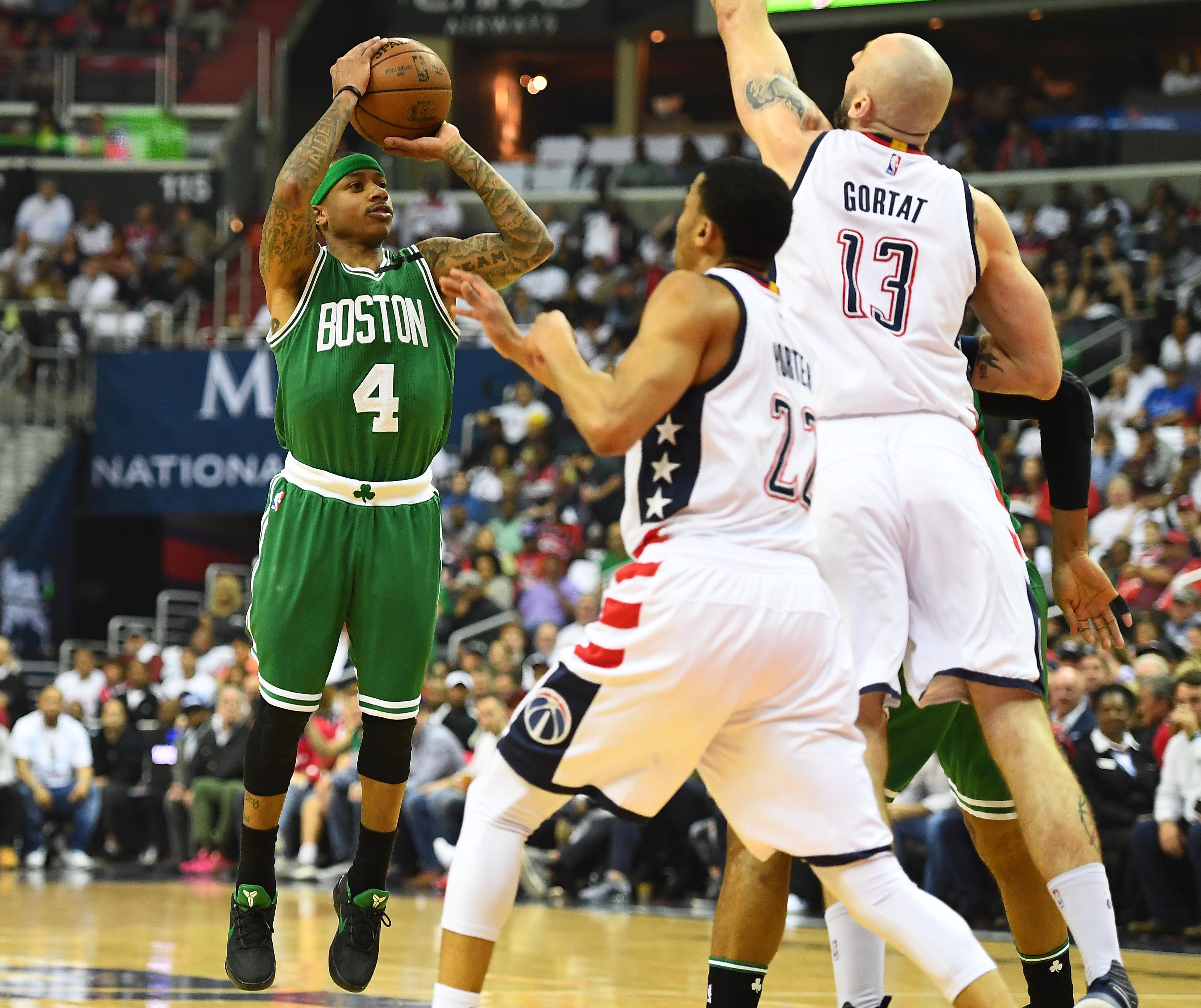 NBA Playoffs 2017: Wizards Vs. Celtics Game 5 Live Stream
