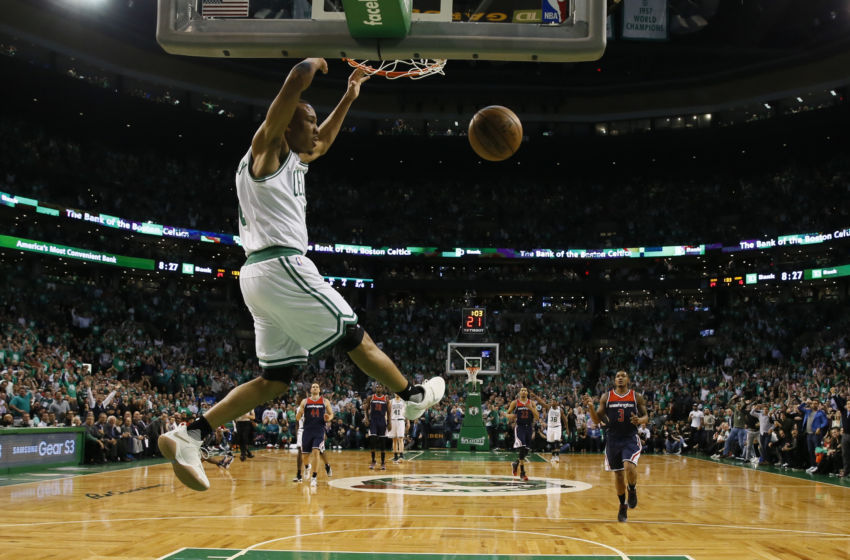 NBA Playoffs 2017: Celtics crush the Wizards in Game 5: 3 ...