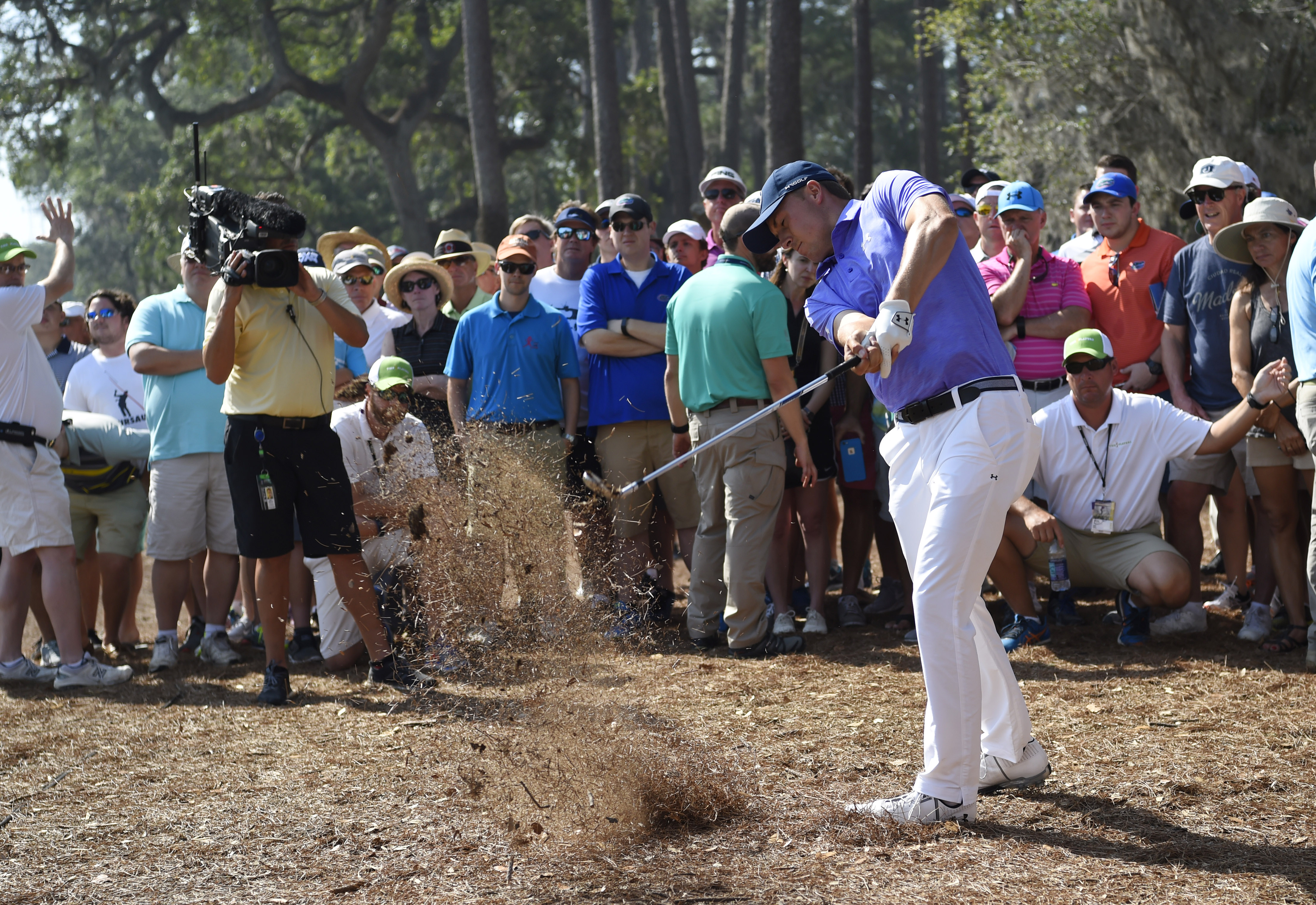 Spieth seeks rebound in form for Colonial title defence
