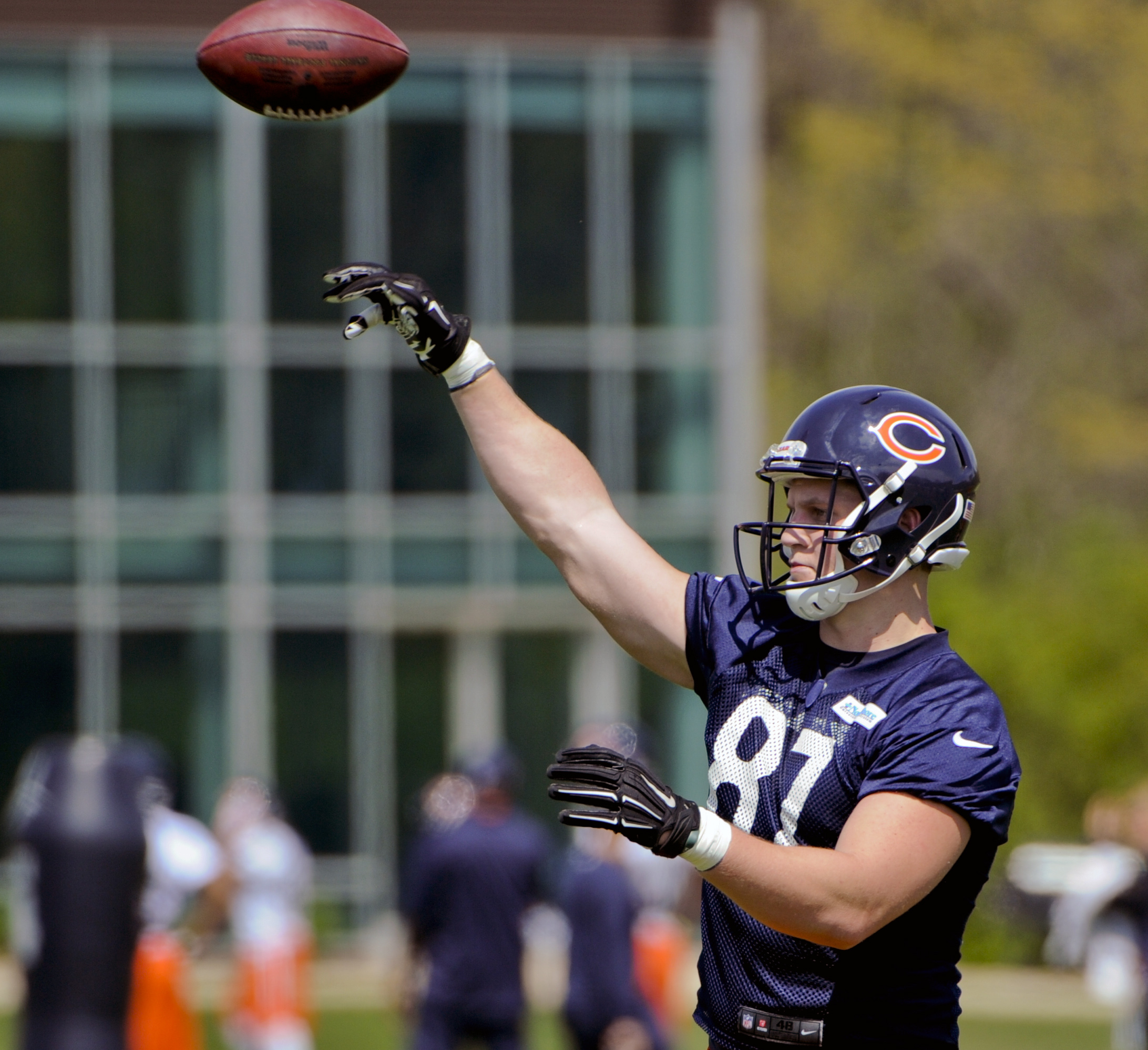Chicago Bears Roster: Chicago Bears Wrap Up Rookie Camp