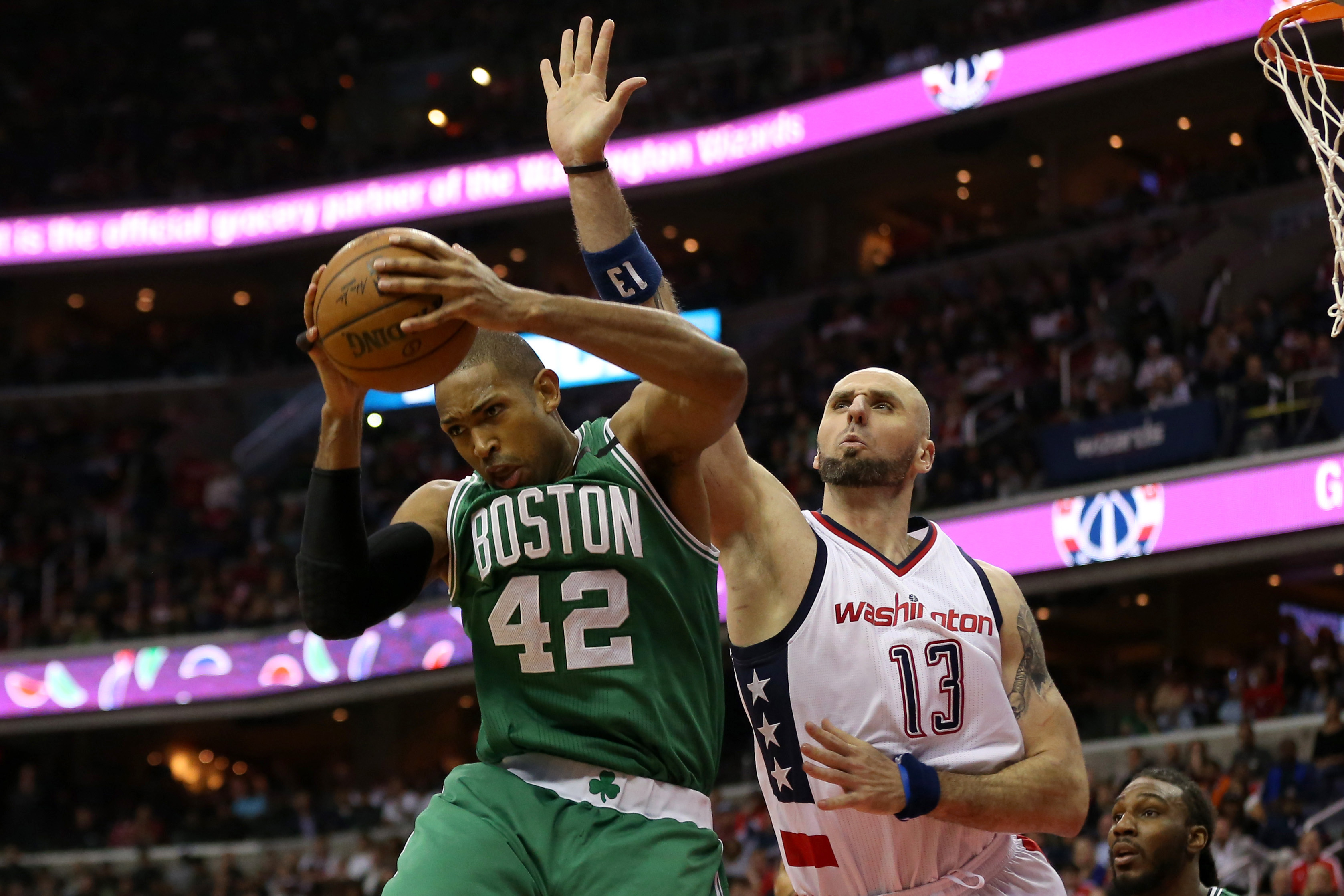 NBA Conference Semi-Finals, Game 7: Wizards vs Celtics
