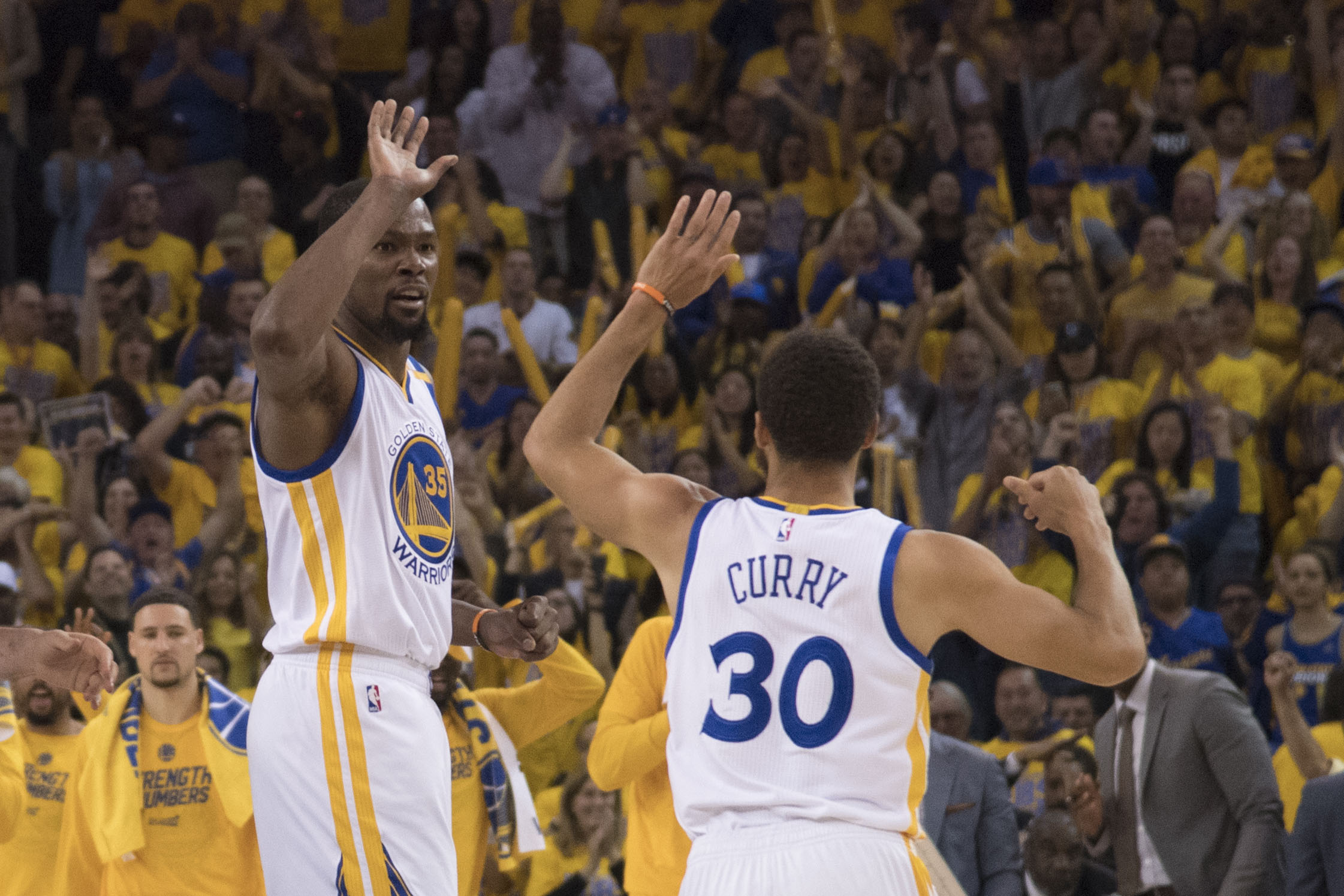 Nba Playoffs 2017 Warriors Vs Spurs 3 Takeaways From Game ...