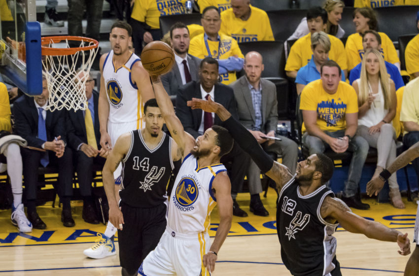 NBA Playoffs 2017: Warriors vs. Spurs Game 3 live stream ...