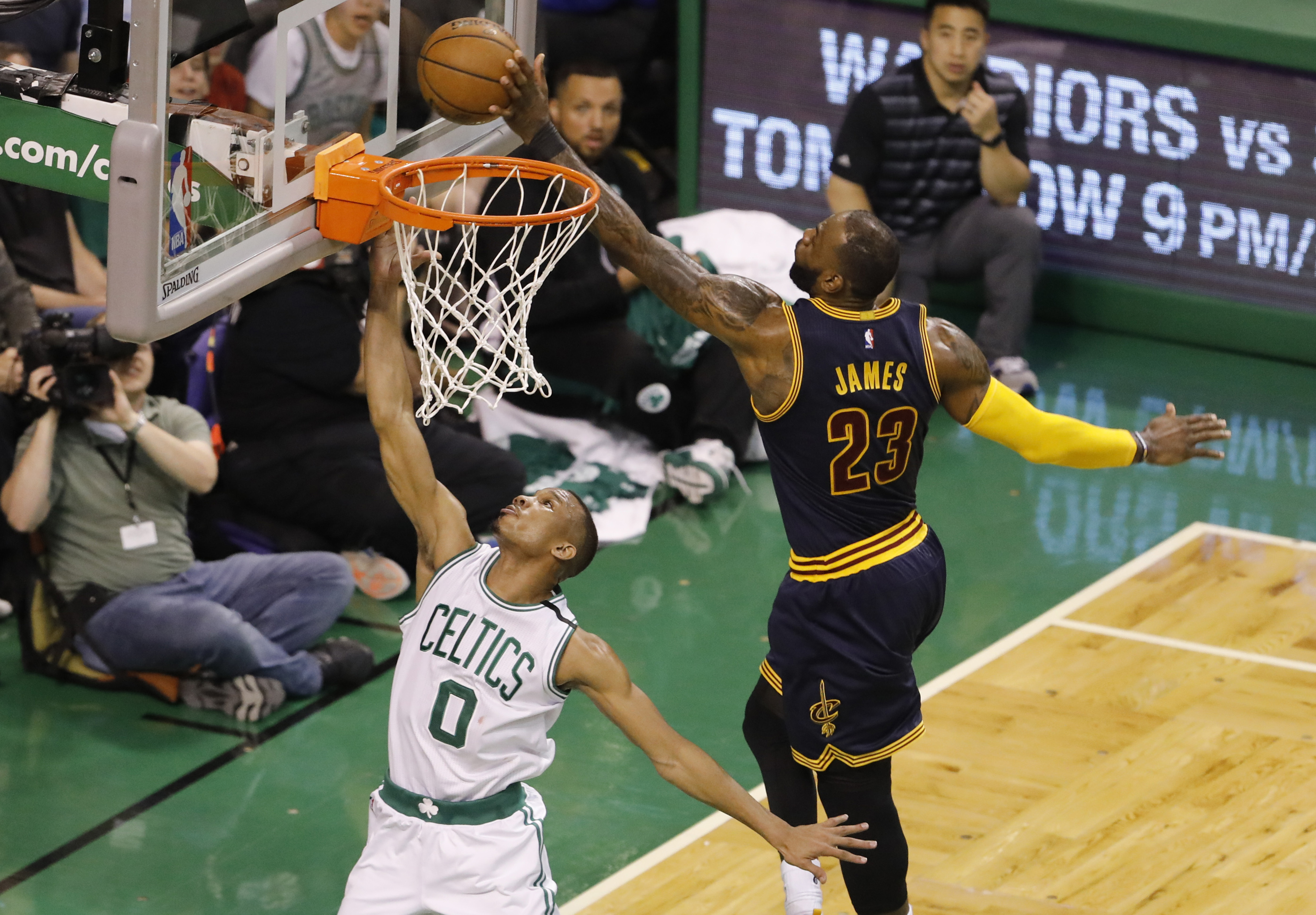 NBA Playoffs 2017: Cavaliers vs. Celtics Game 3 live stream: Watch online