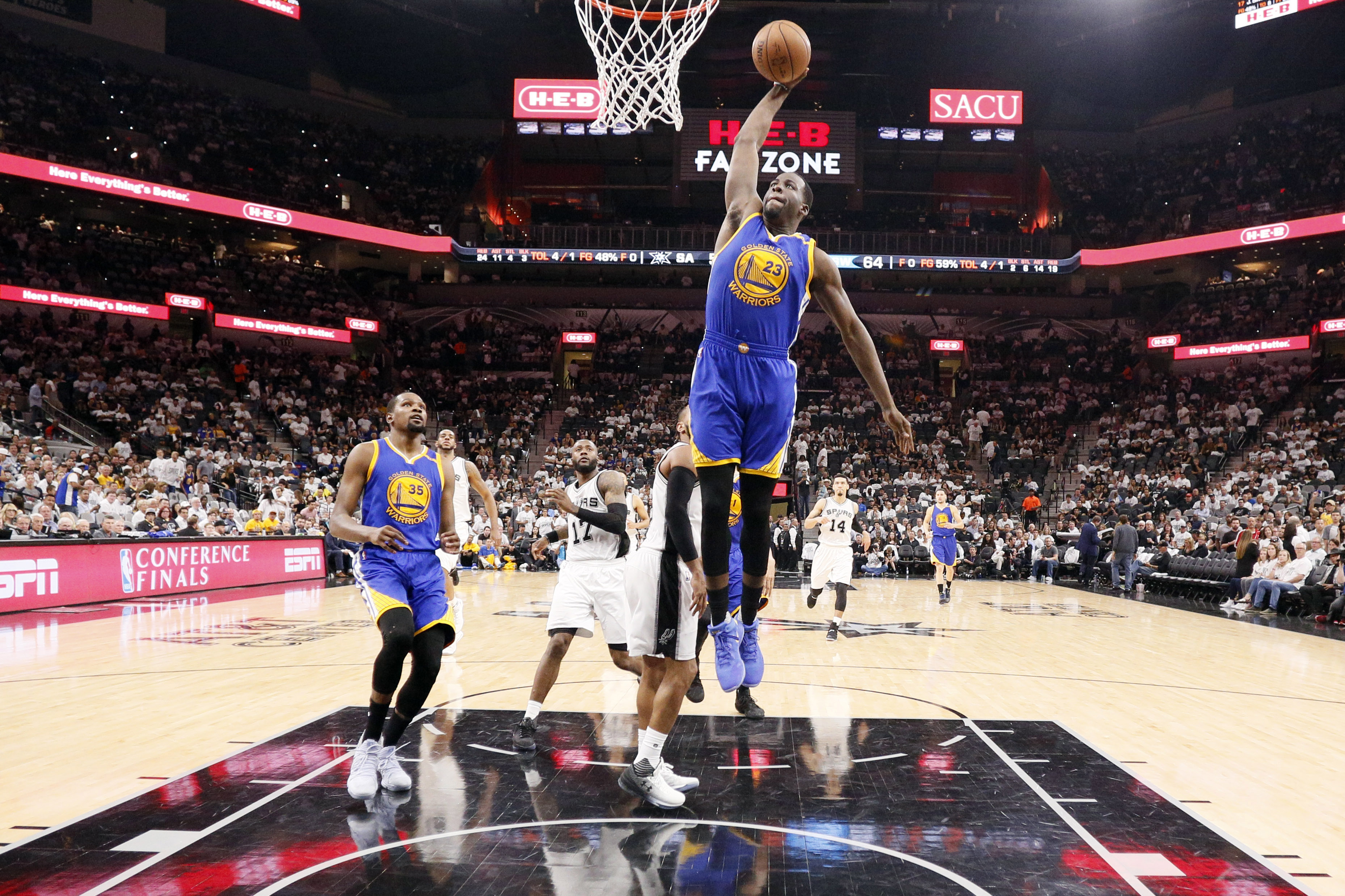 NBA Playoffs 2017: Warriors vs. Spurs Game 4 live stream ...