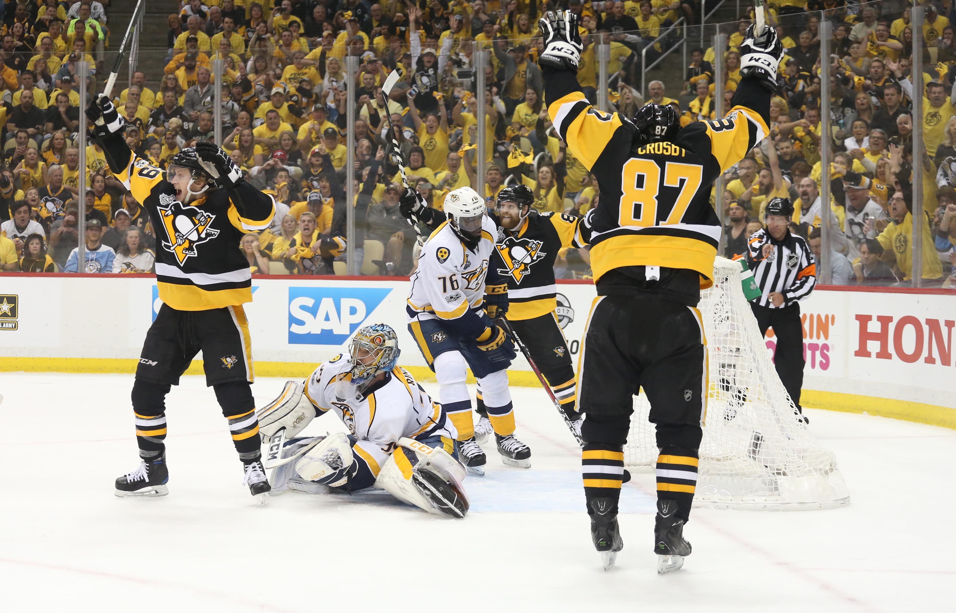 Stanley cup finals dates in Perth