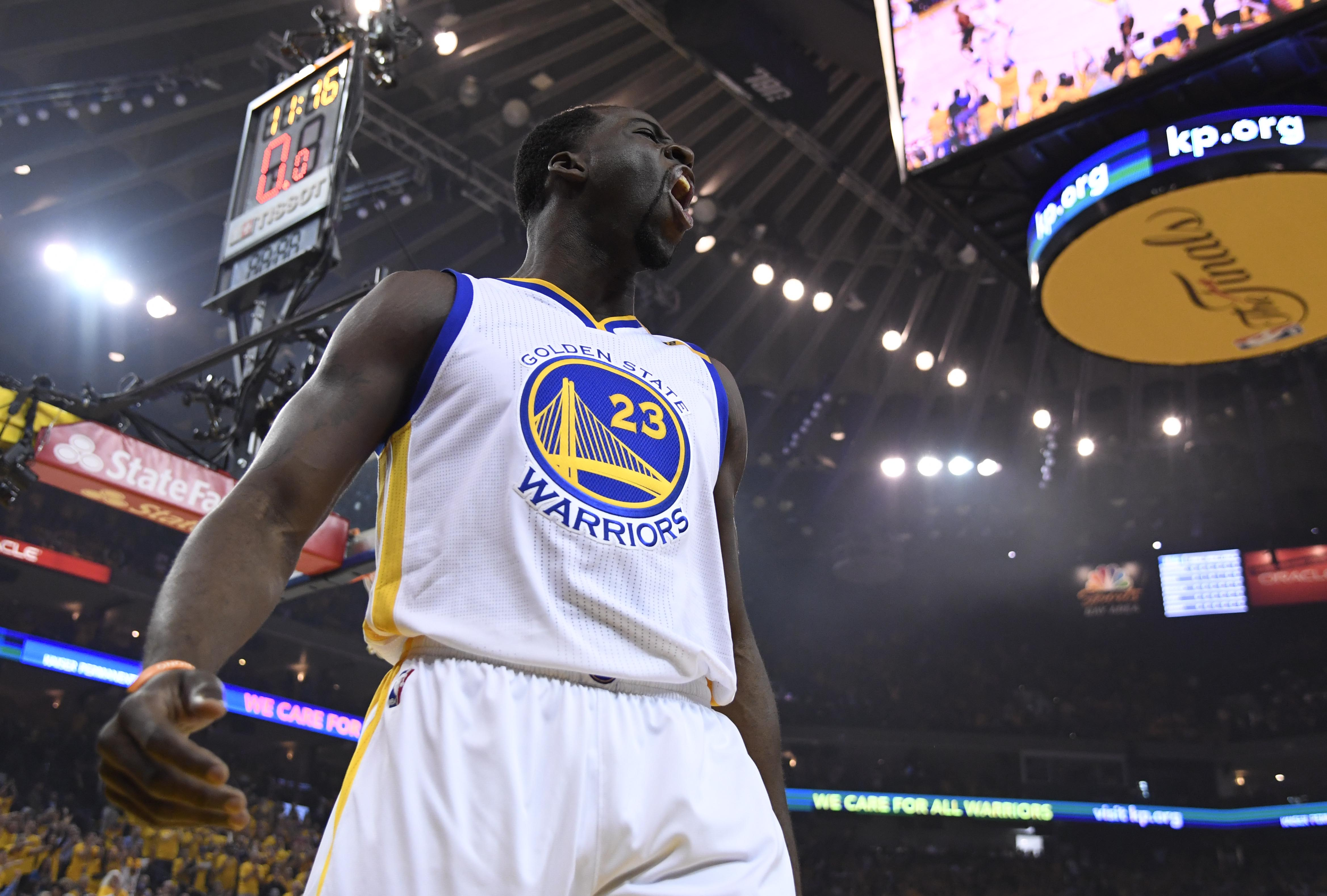 Draymond Green Laughs at Magic Johnson Saying Lakers Would Have Swept Warriors