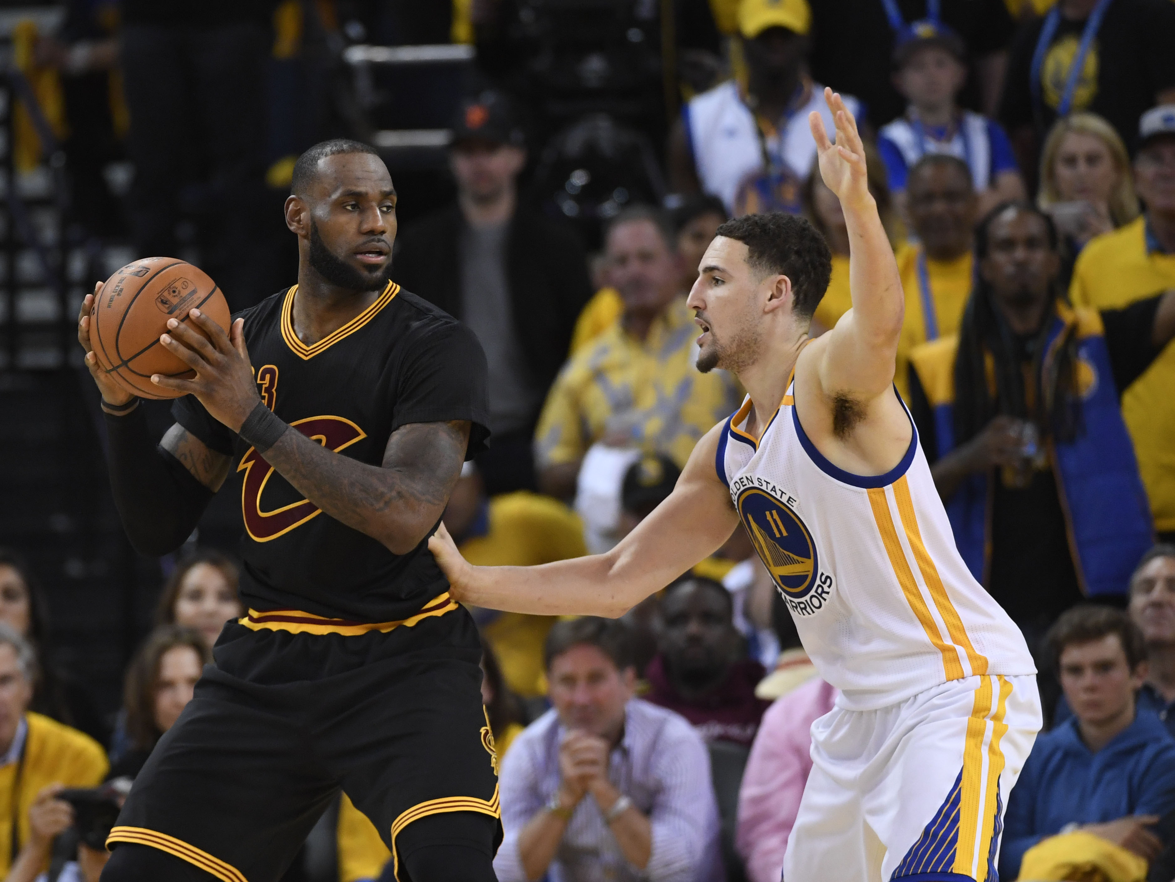 Cleveland Cavaliers: 5 adjustments for Game 3 of 2017 NBA Finals ...