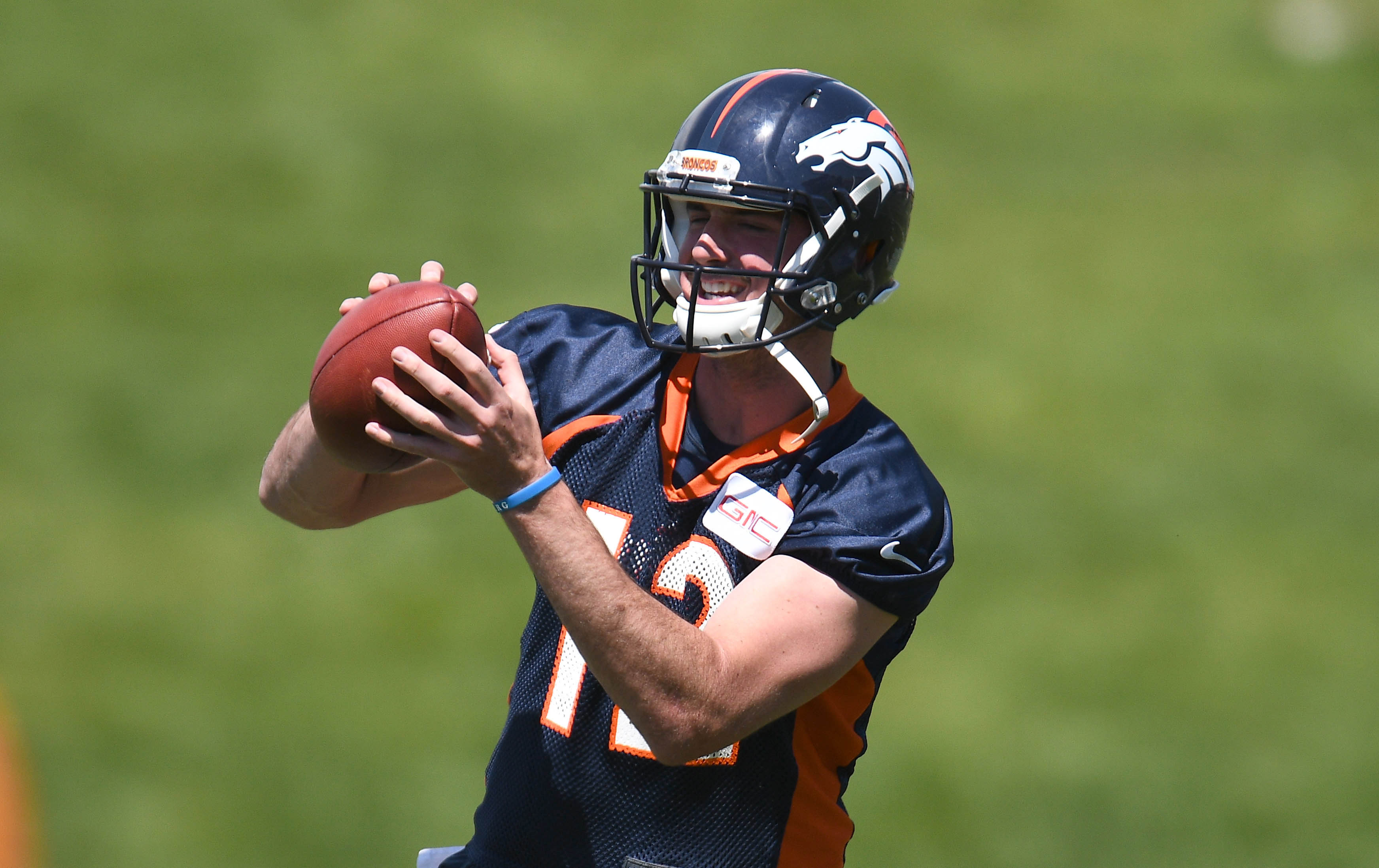Denver Broncos QB competition: Paxton Lynch vs. Trevor Siemian