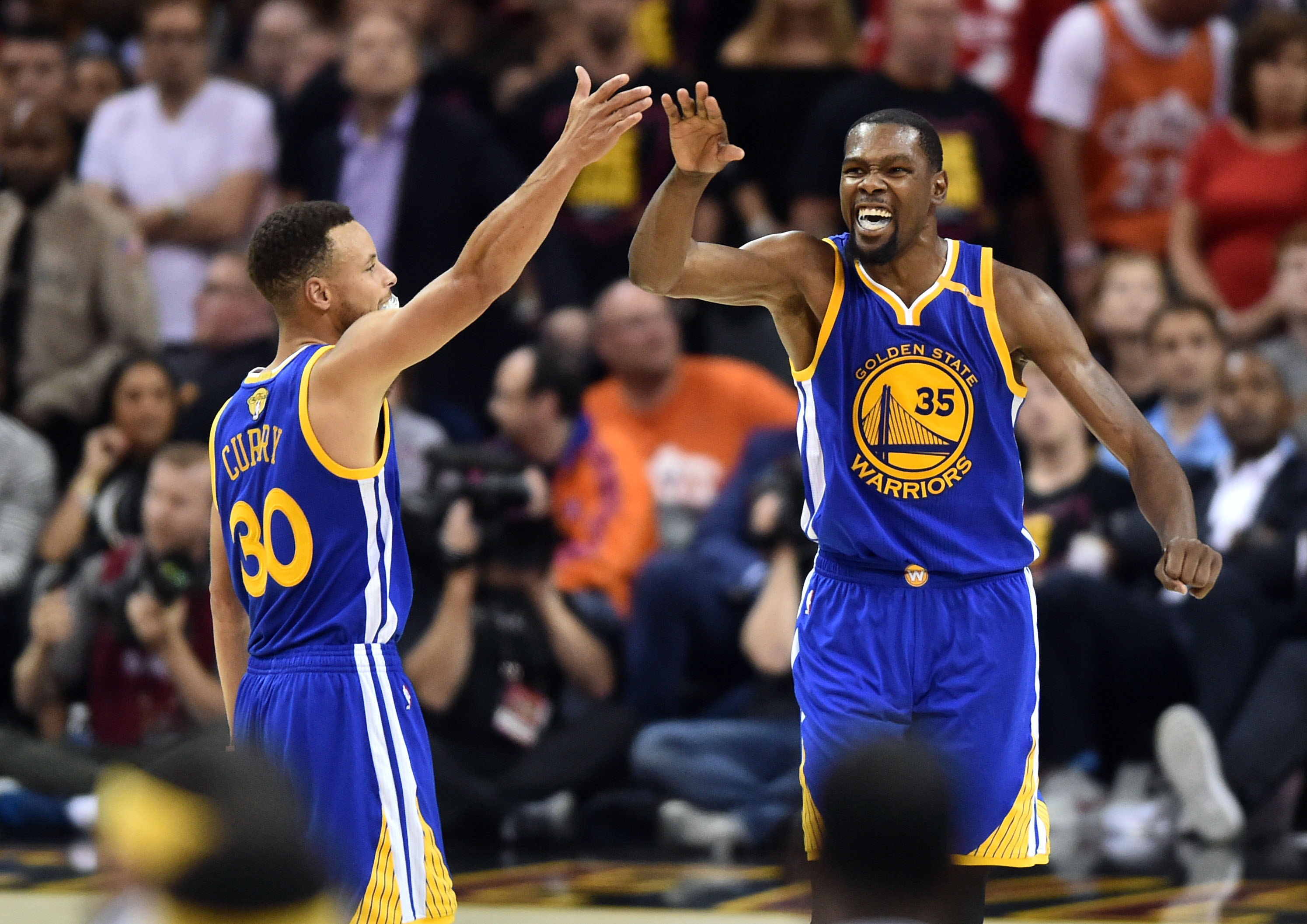 The Golden State Warriors are on the verge of sports history