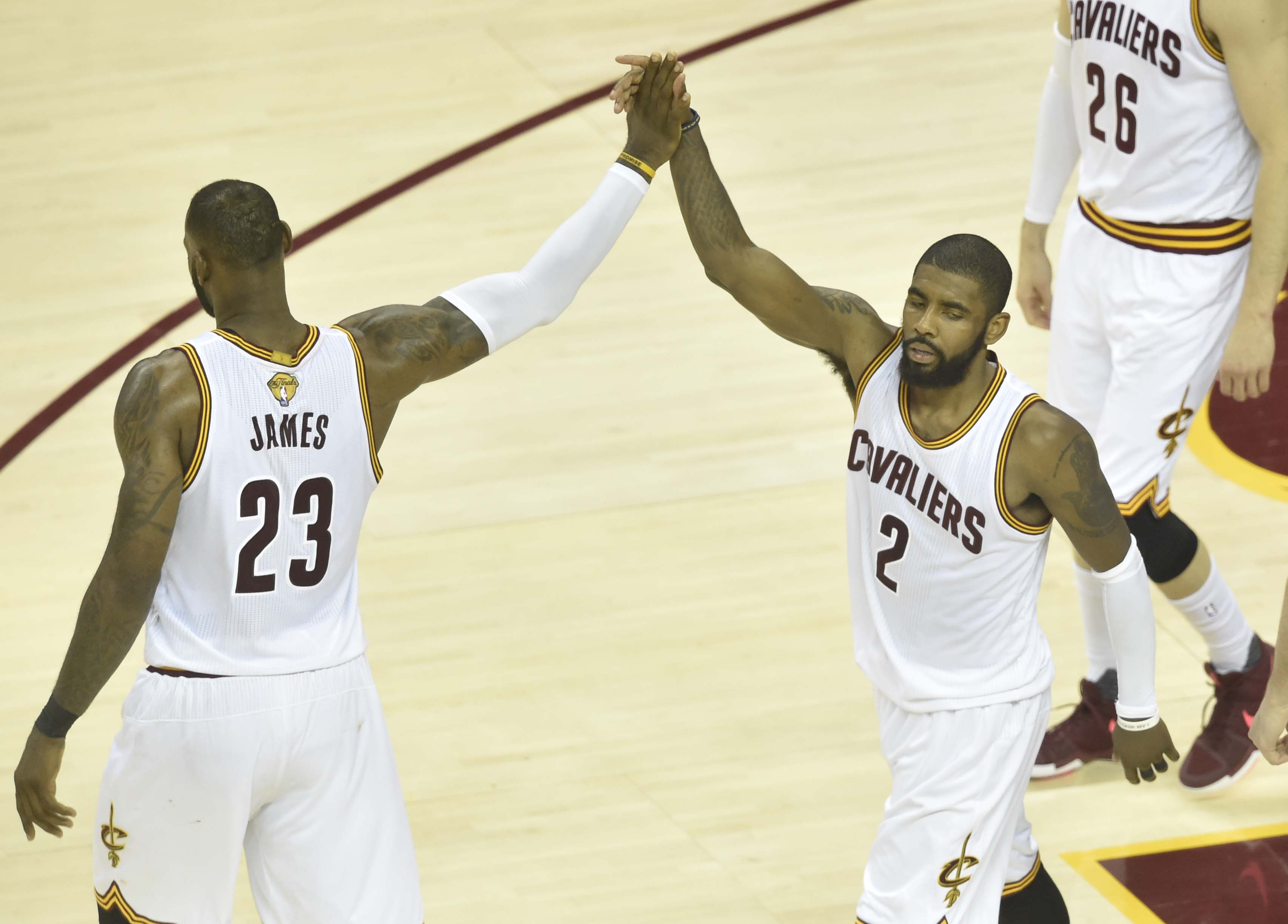 2016 Nba Playoffs Odds Warriors Cavaliers Are Finals   All ...