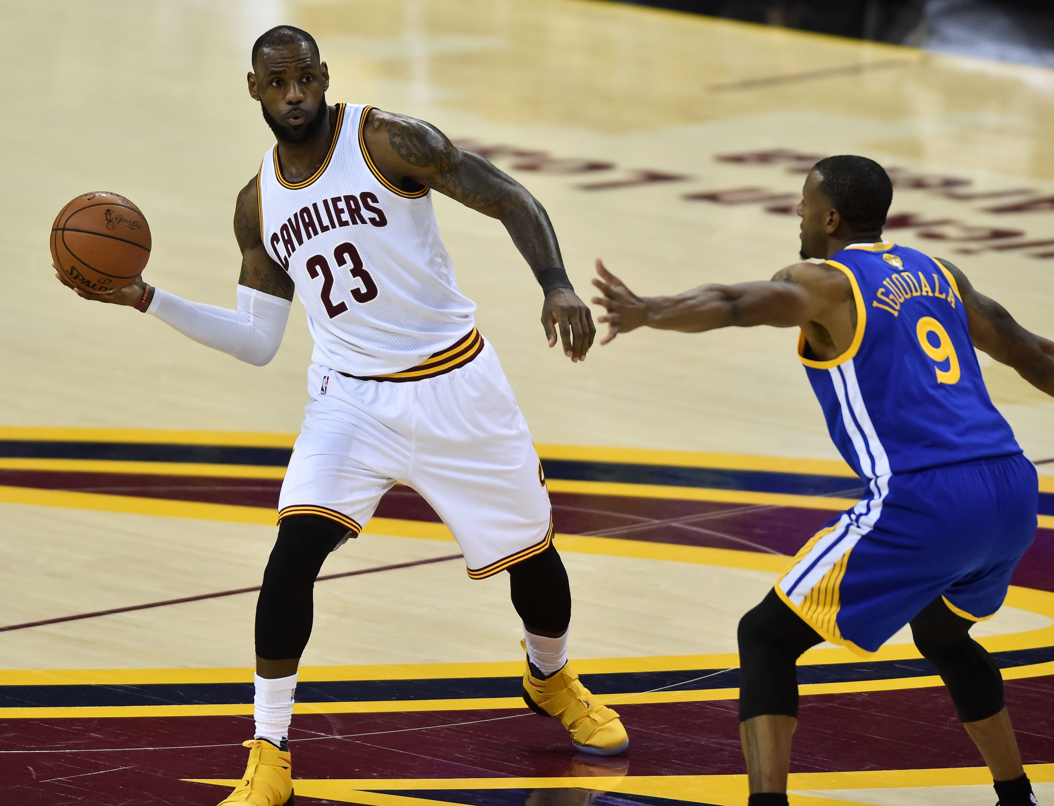 Cleveland Cavaliers: 5 takeaways from Game 4 in 2017 NBA Finals | FOX Sports