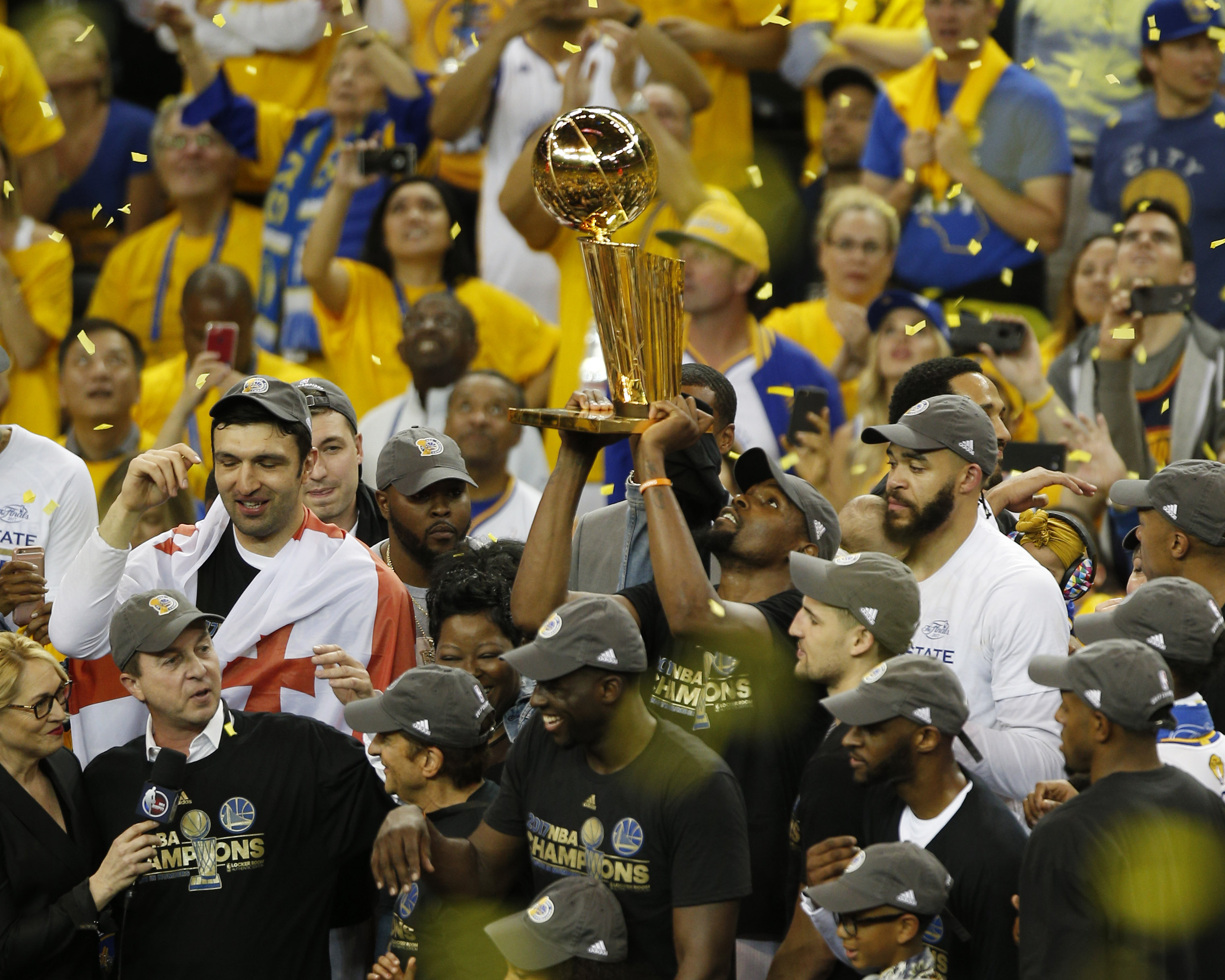 Nba Finals 3 Former Ucla Basketball Players Win Rings