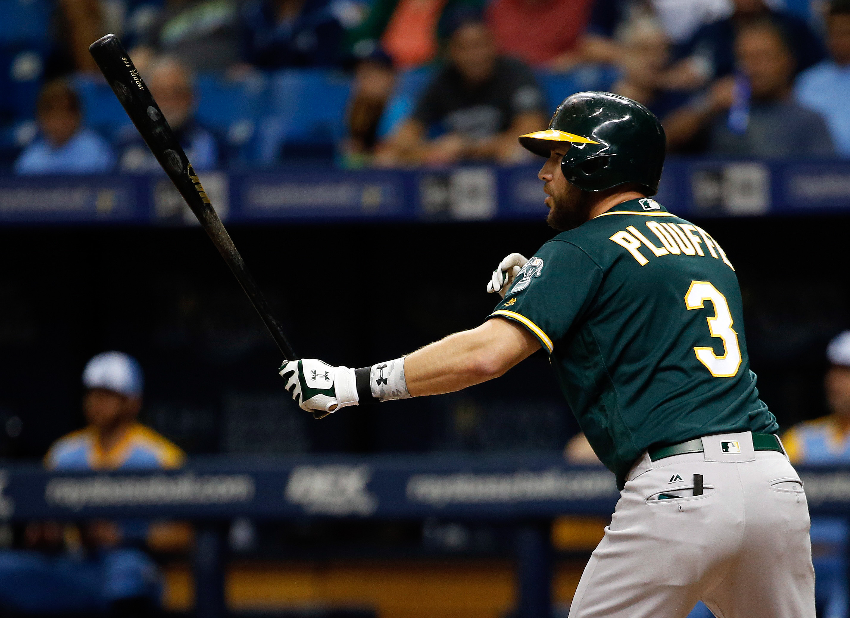 10116162-mlb-game-one-oakland-athletics-at-tampa-bay-rays