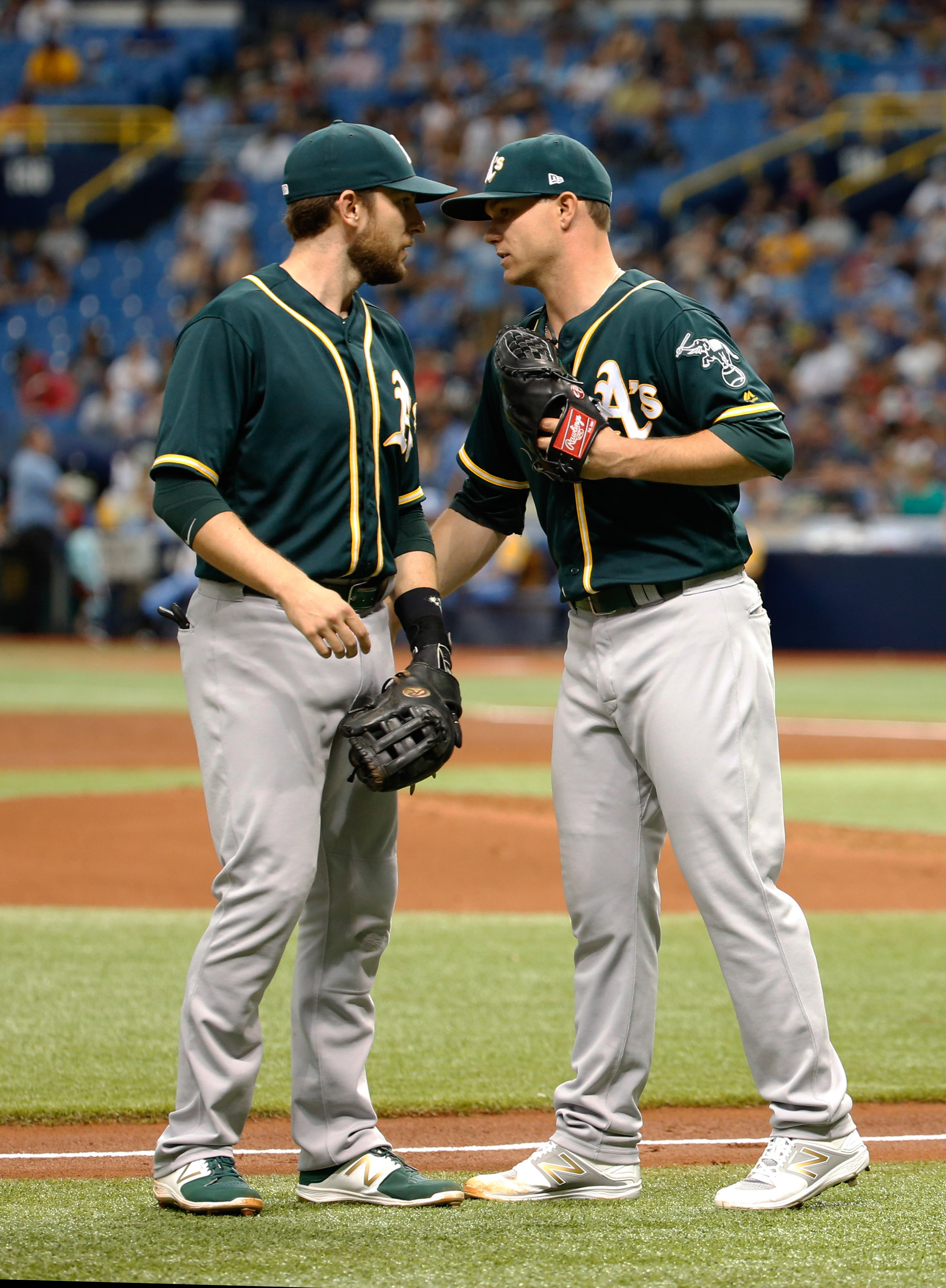 10116168-mlb-game-one-oakland-athletics-at-tampa-bay-rays