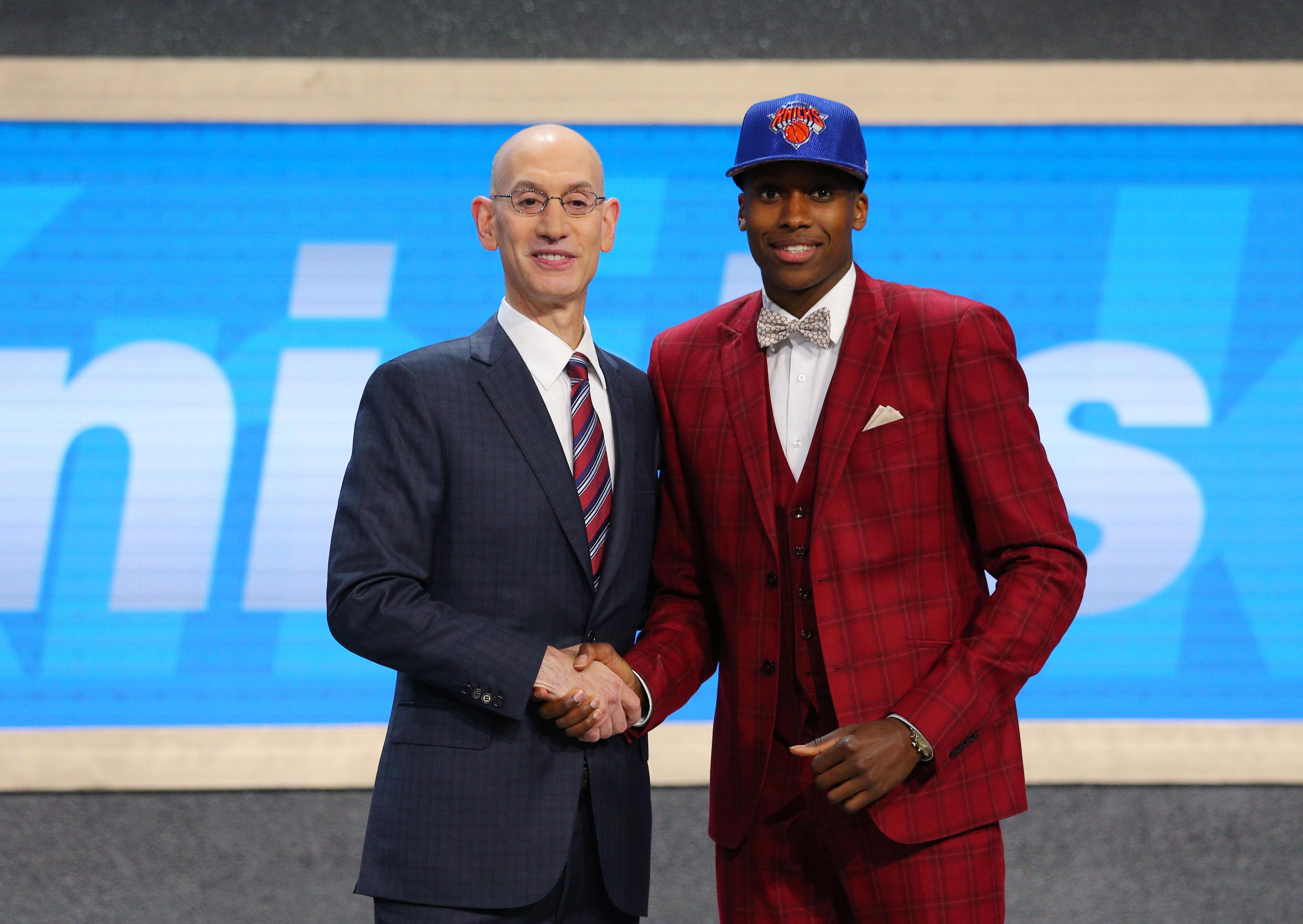 Nba Draft: New York Knicks: 2017 NBA Draft Grades