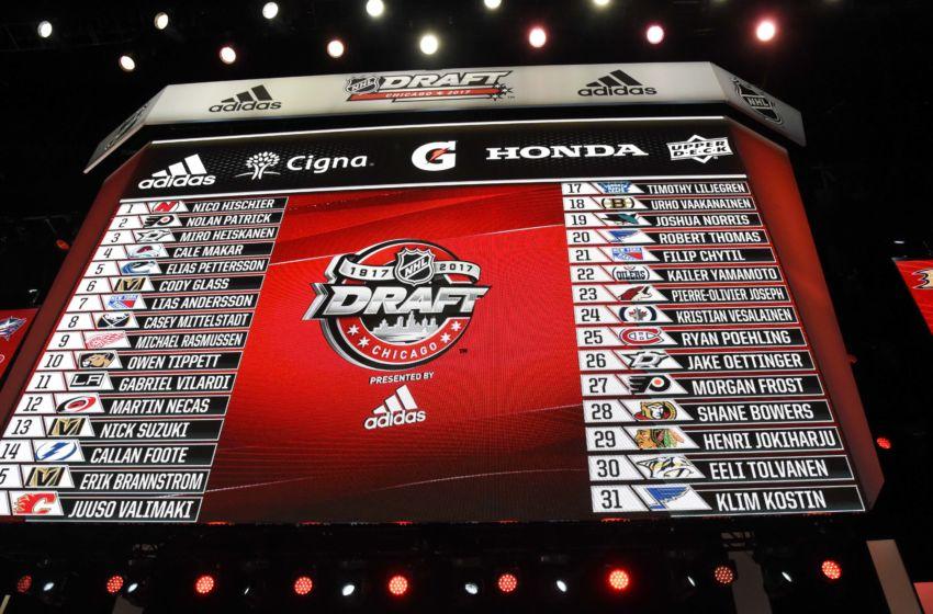 Pittsburgh Penguins List Of 2017 Nhl Entry Draft Picks