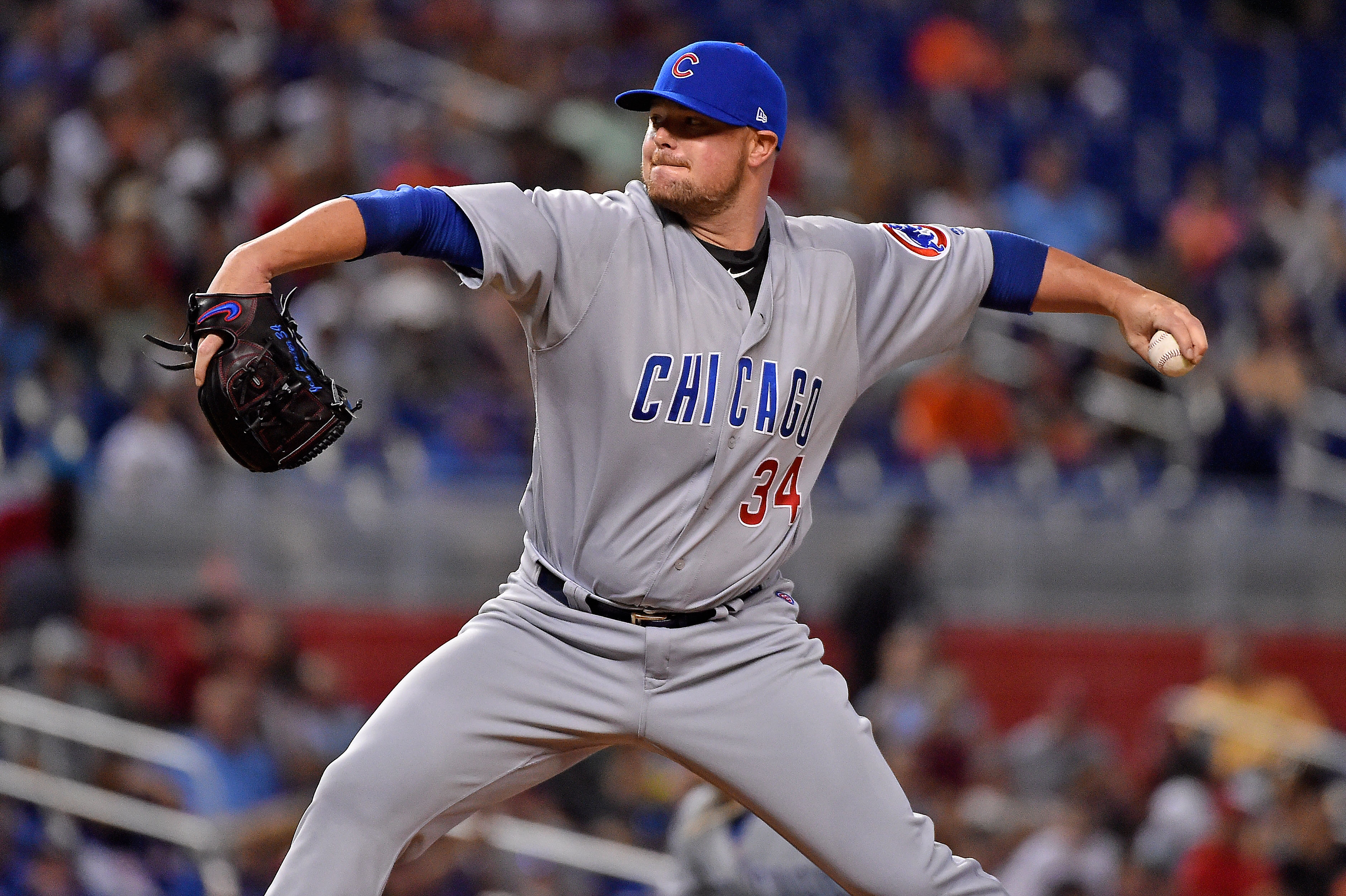 Chicago Cubs: Jon Lester settles in, offense comes through ...