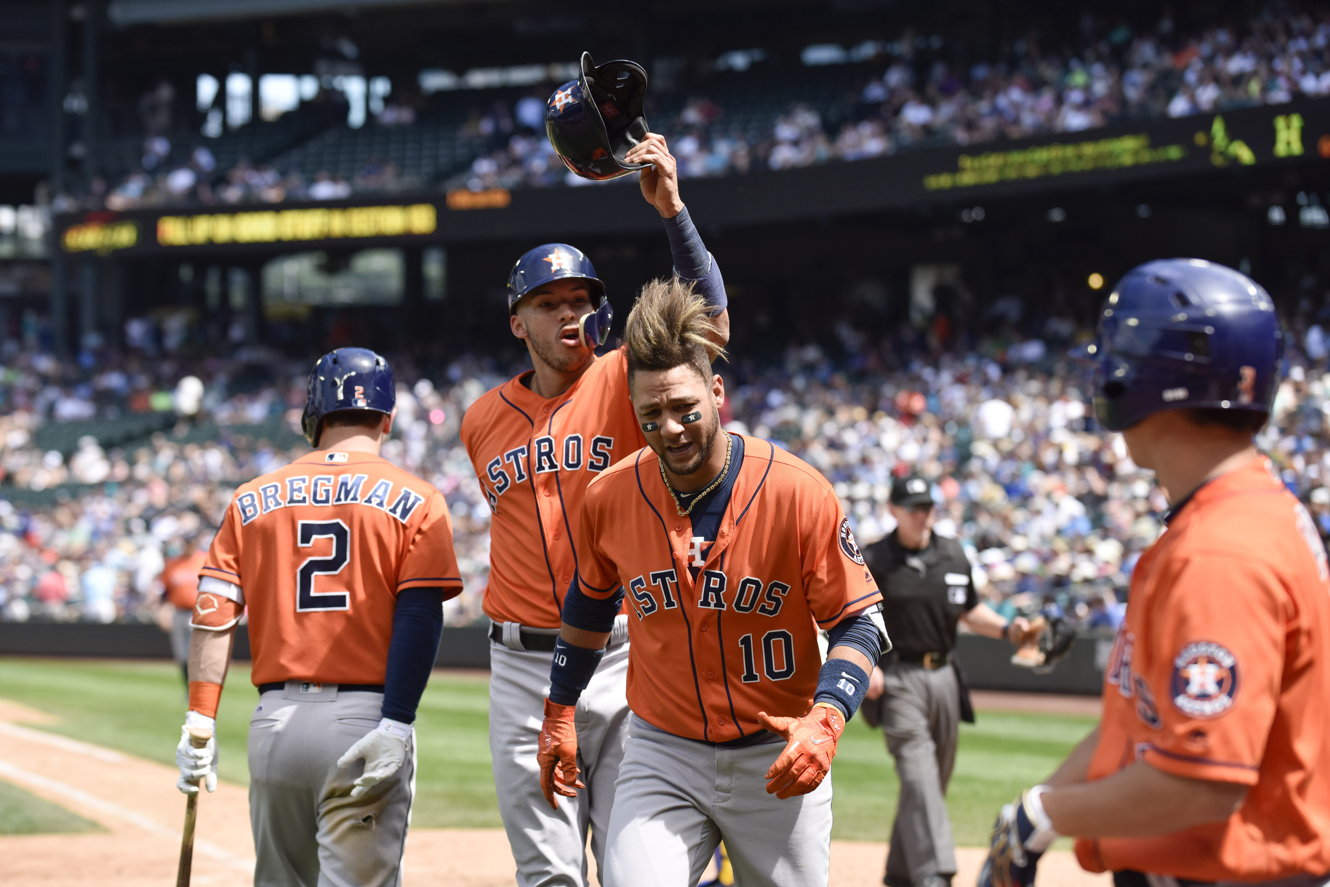 Houston Astros: Team can learn from last two World Series ...