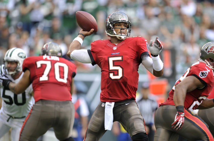 NFL: Tampa Bay Buccaneers at New York Jets