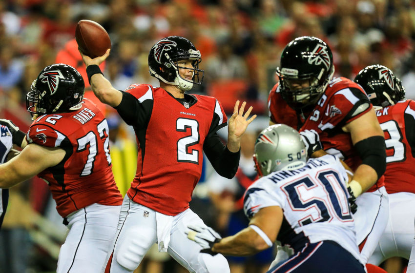 Super Bowl 51 Falcons Vs Patriots Matchup Set