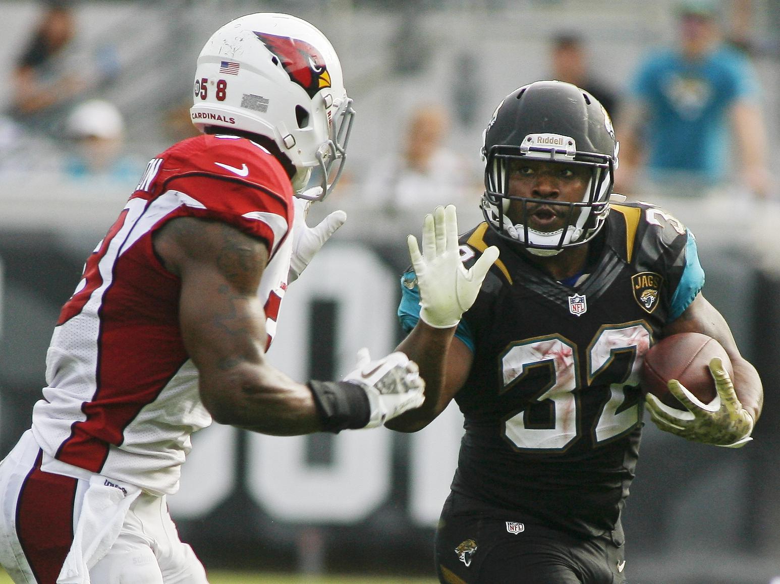 5 Greatest Jacksonville Jaguars Running Backs Of All Time