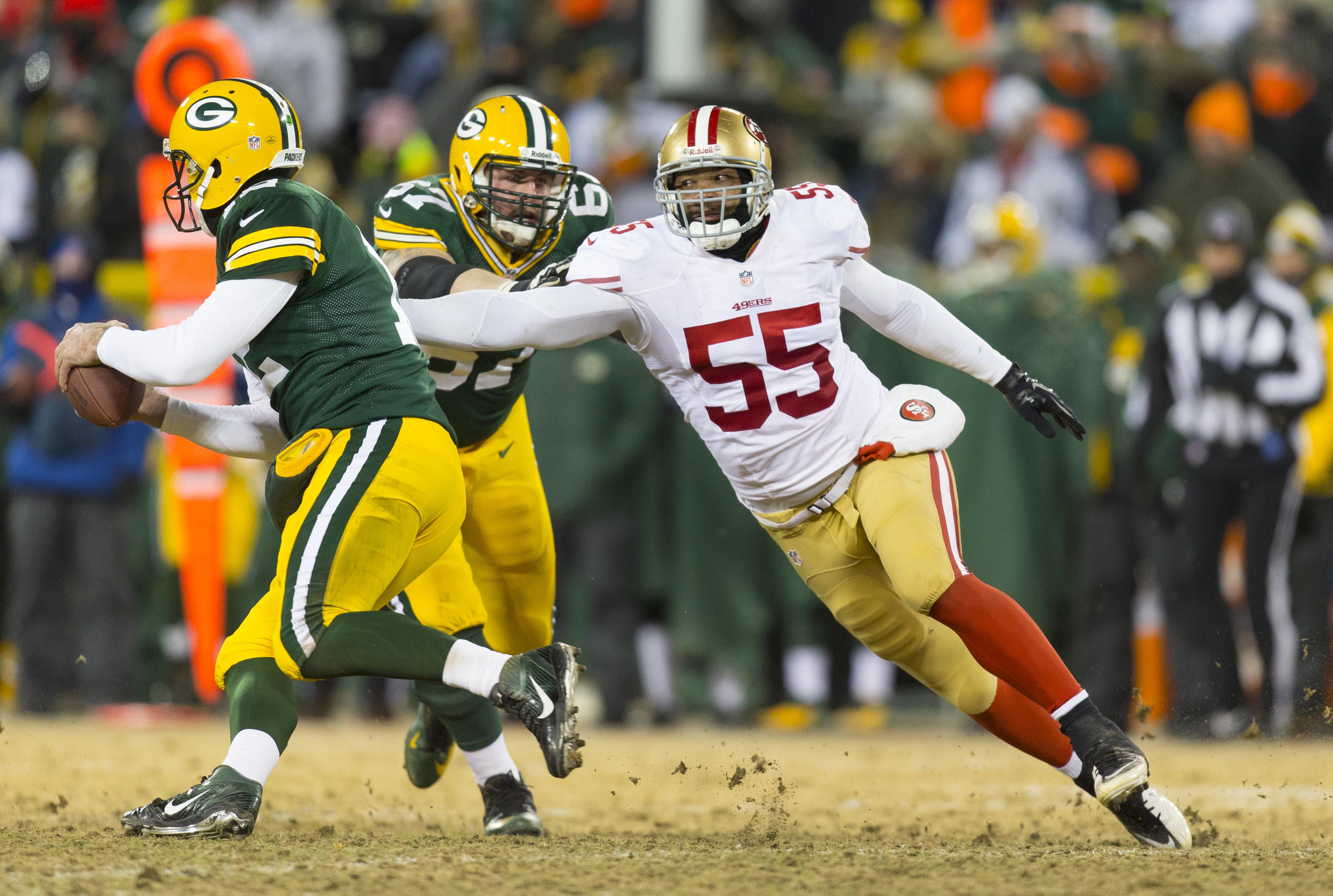 7655967-nfl-nfc-wildcard-playoff-san-francisco-49ers-at-green-bay-packers