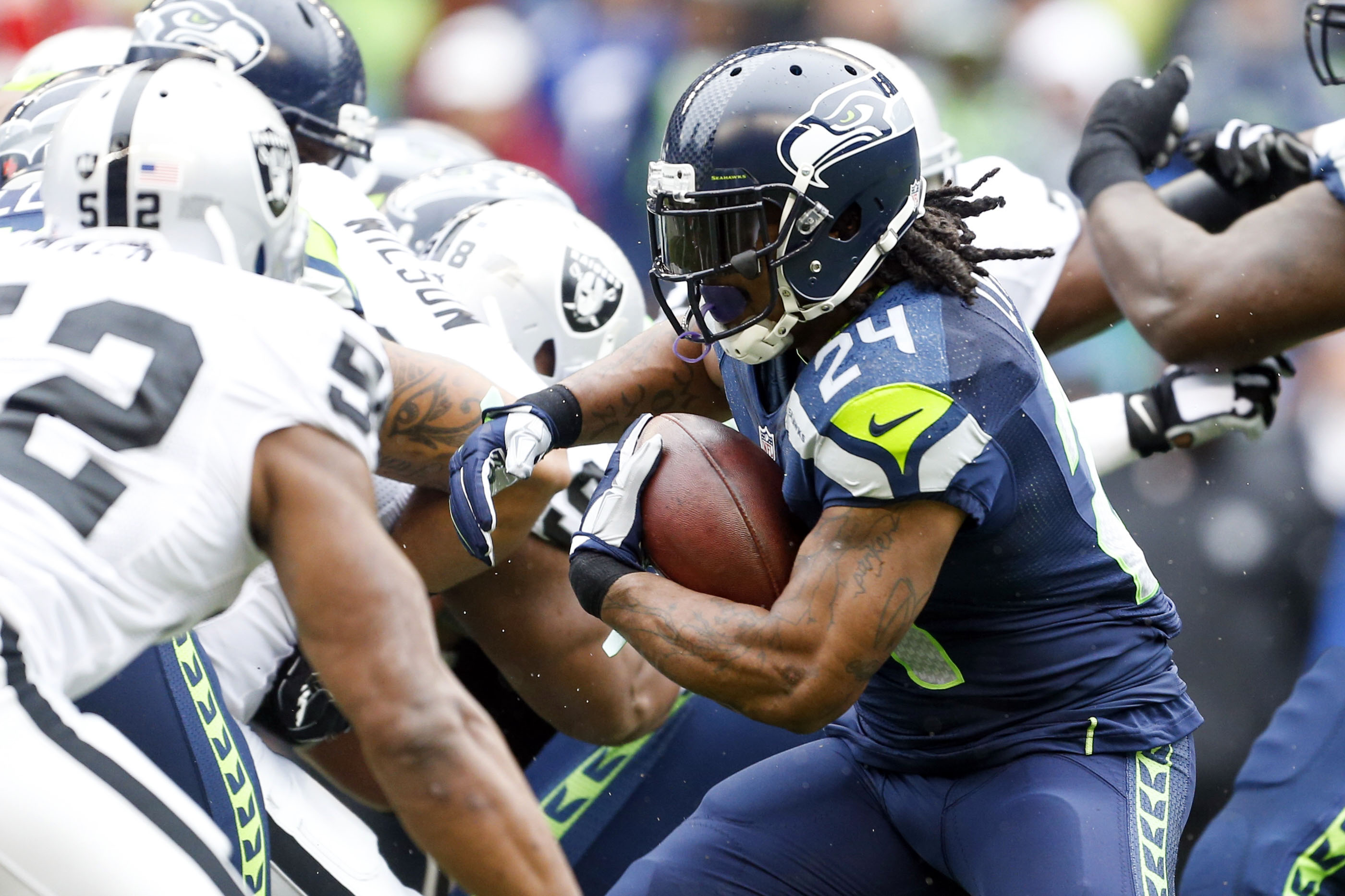 Oakland Raiders: Financial details of Marshawn Lynchs contract