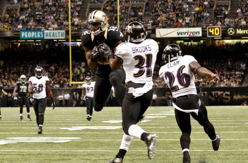 Terrence Brooks Ravens