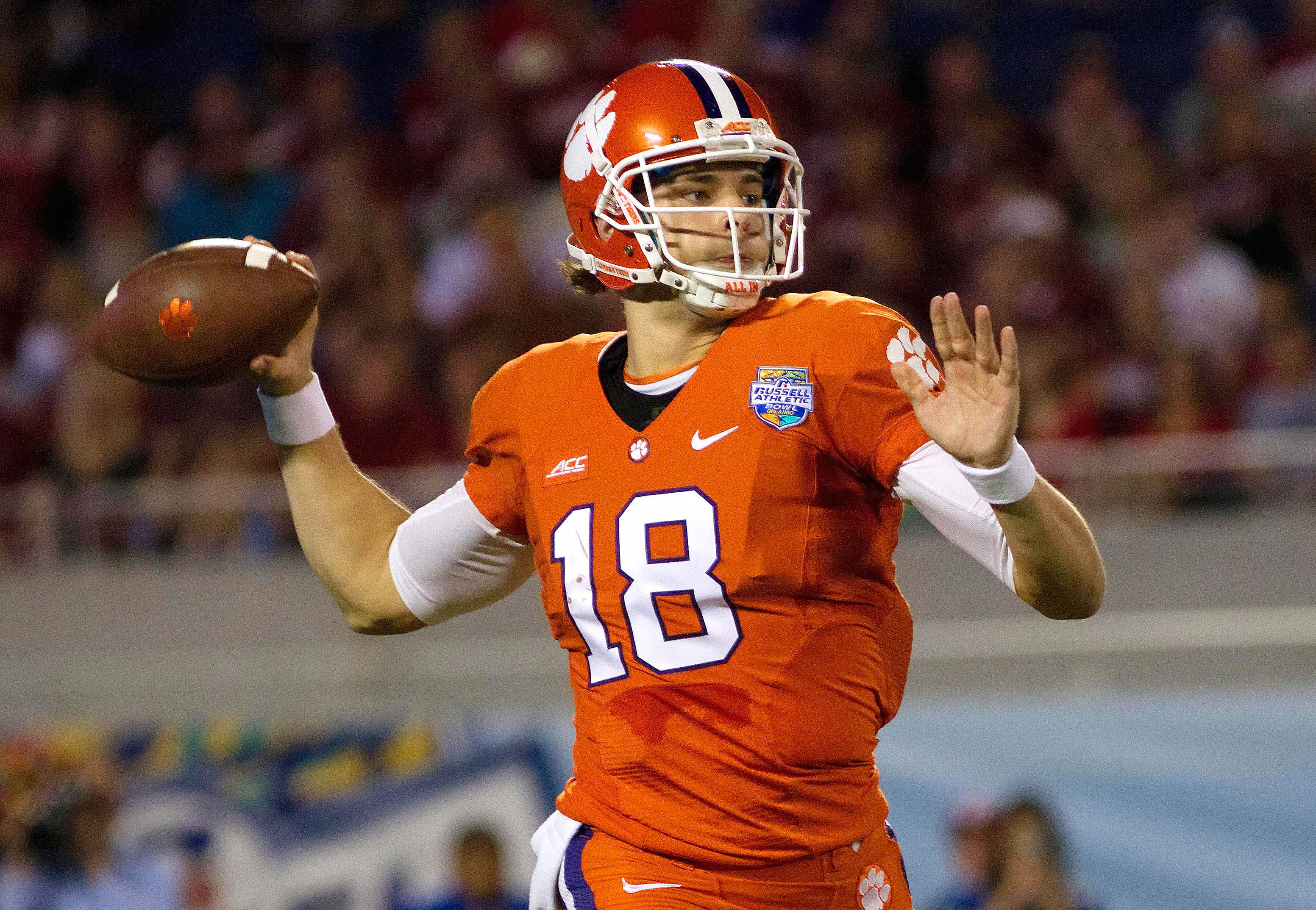 Clemson Tigers 2018 recruiting class: Trevor Lawrence ...