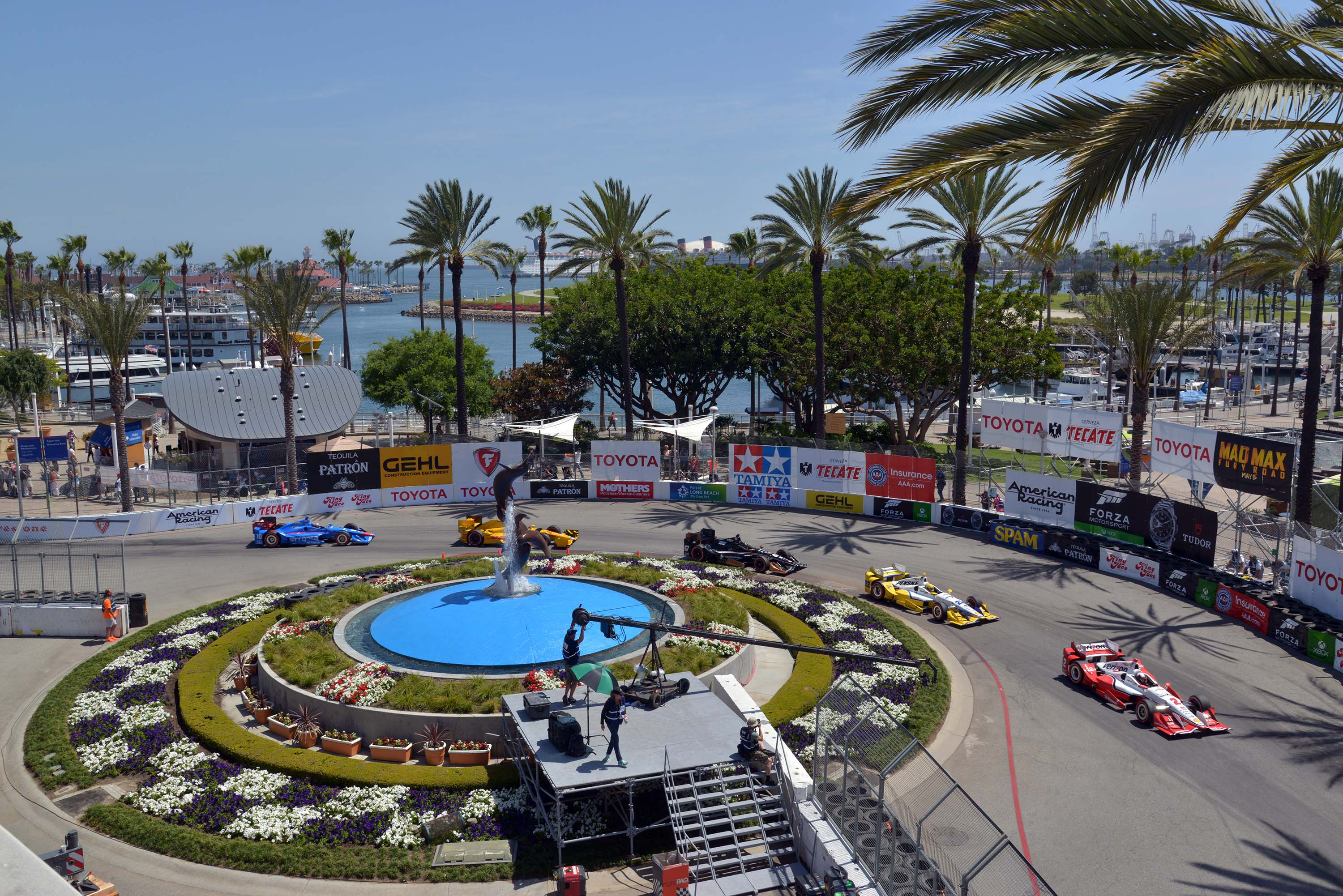 Raceday Rewind 2008 Toyota Grand Prix Of Long Beach
