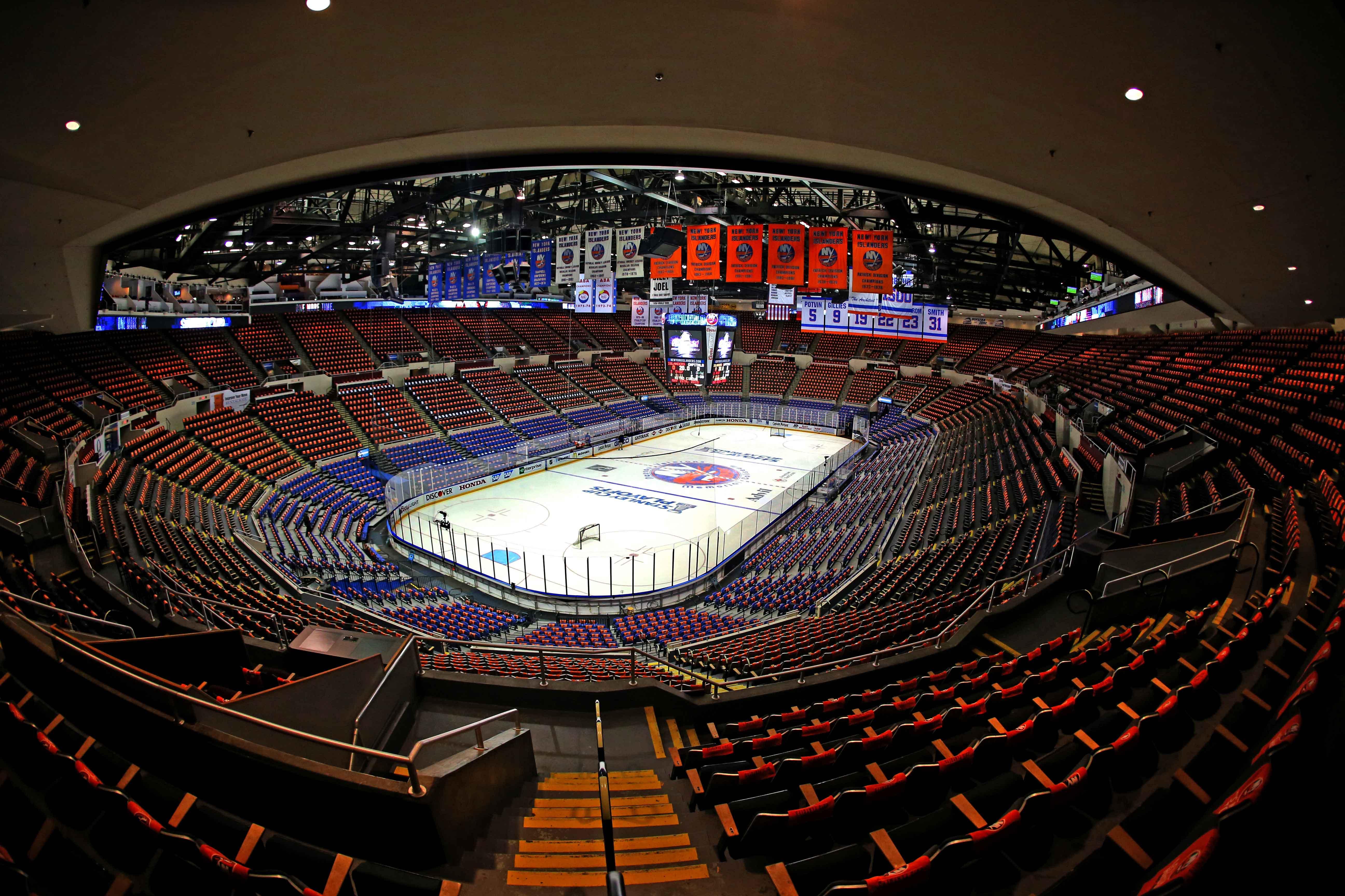 New York Islanders Move Back To Nassau Getting Political Bump