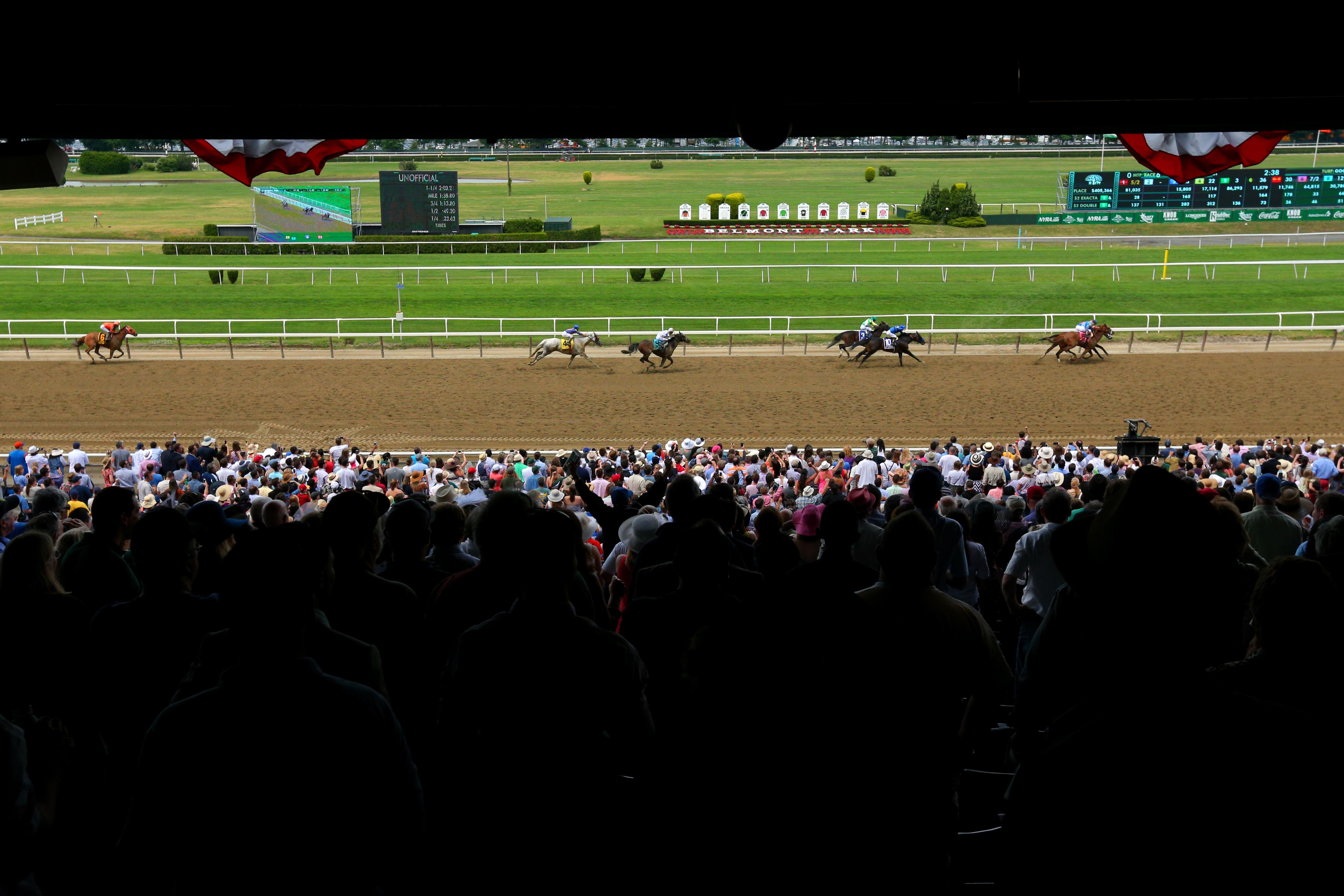 8621034-horse-racing-147th-belmont-stakes