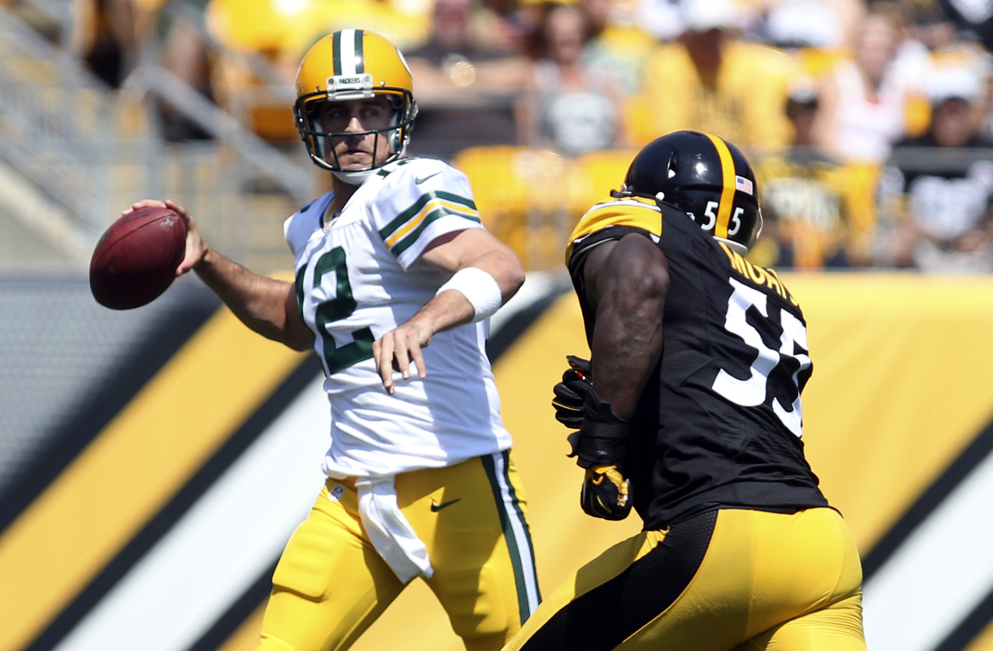 Packers release punter Jacob Schum, sign rookie WR Colby Pearson