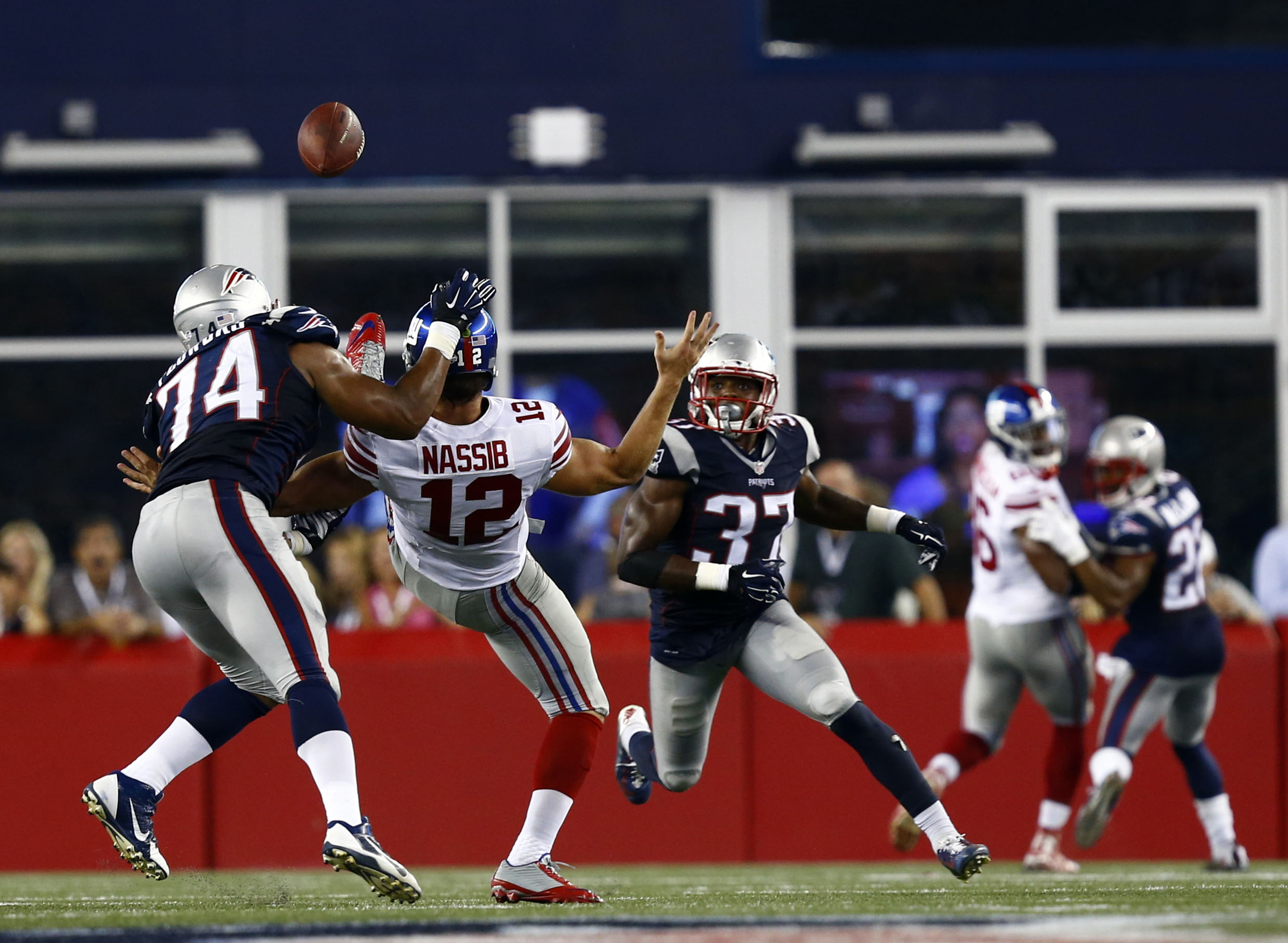 New England Patriots DE Trey Flowers Turning Hard Work into Success