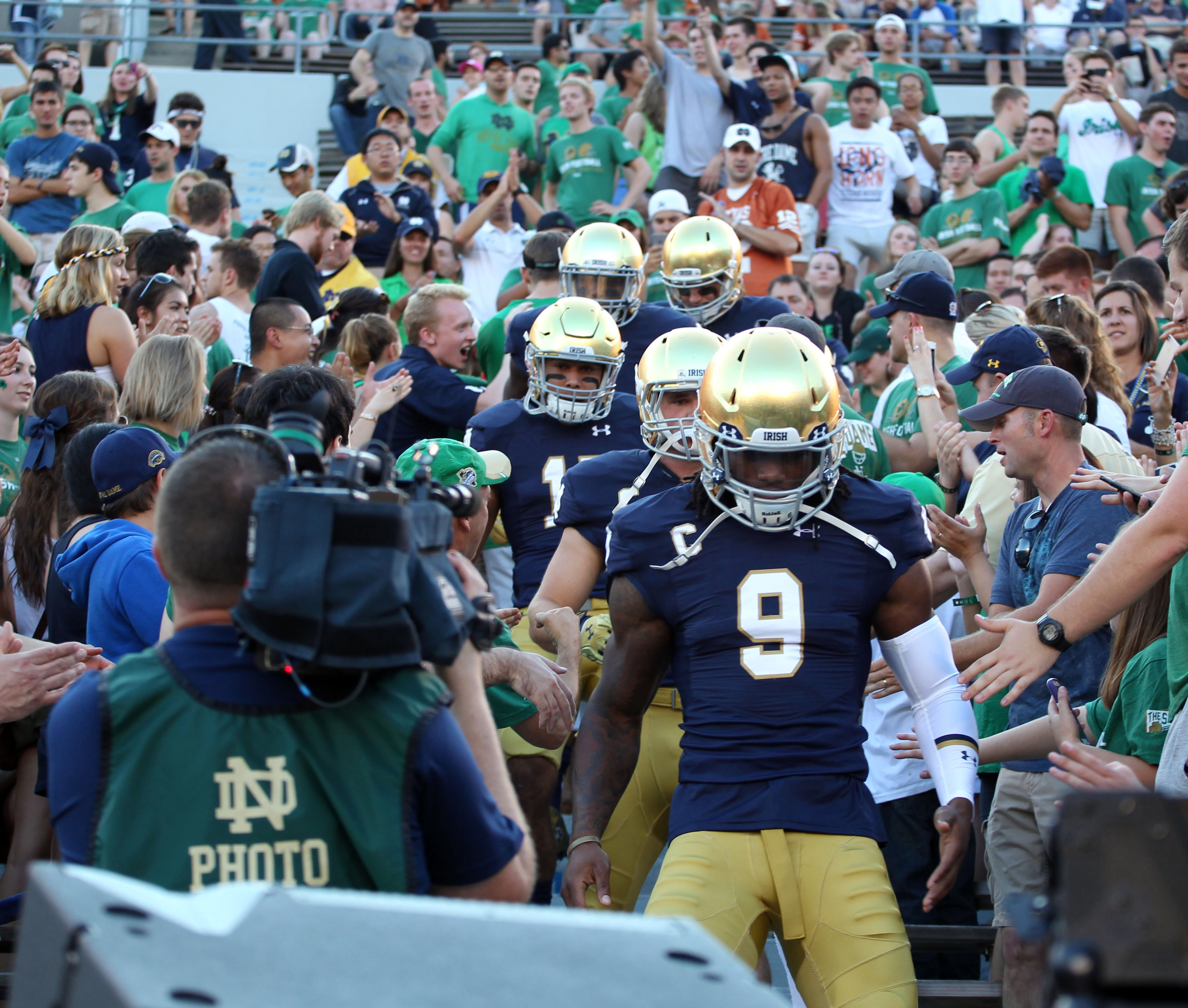 Notre Dame Football: Don't Let All the Change Scare You