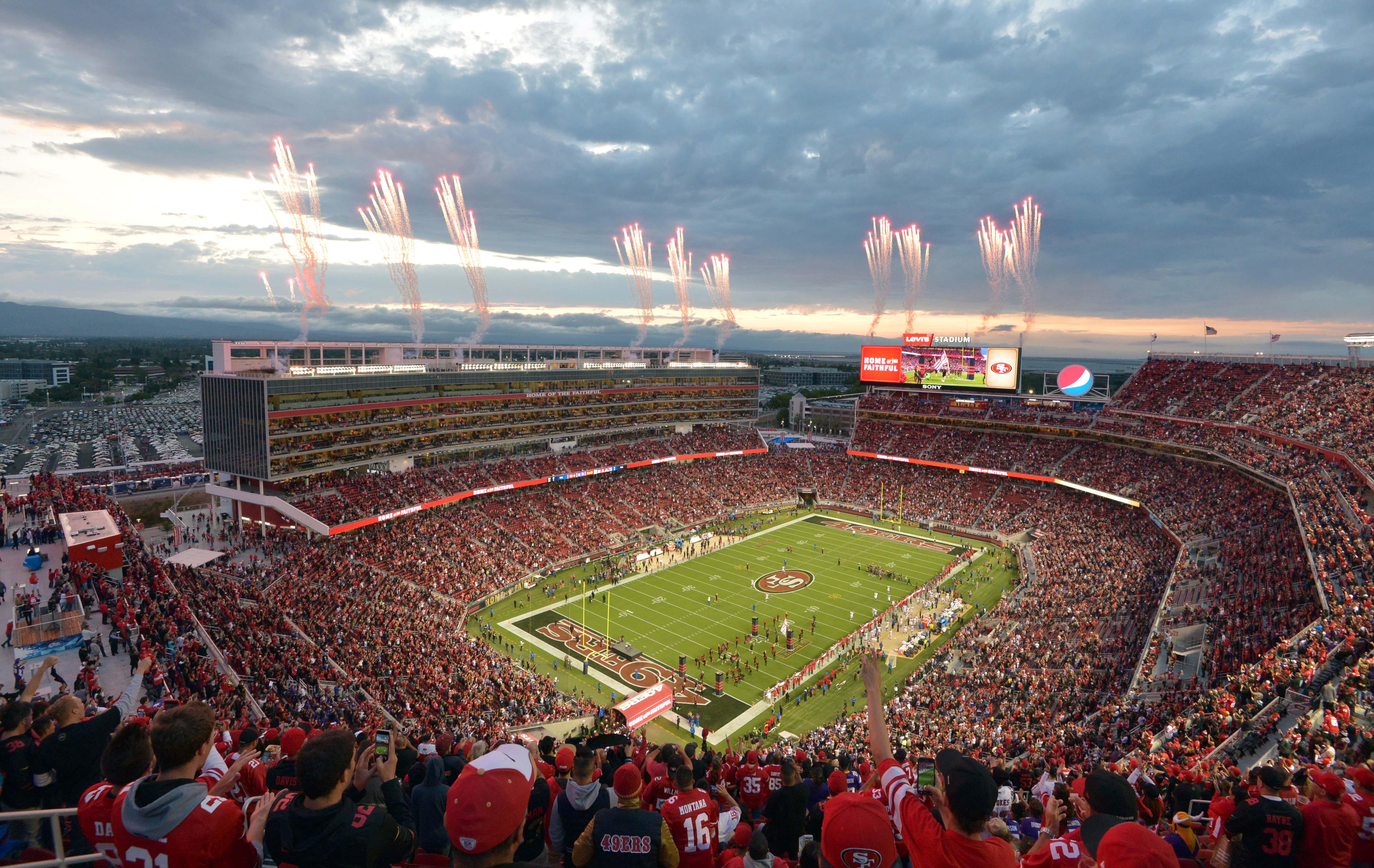 49ers announce 2017 regular season schedule