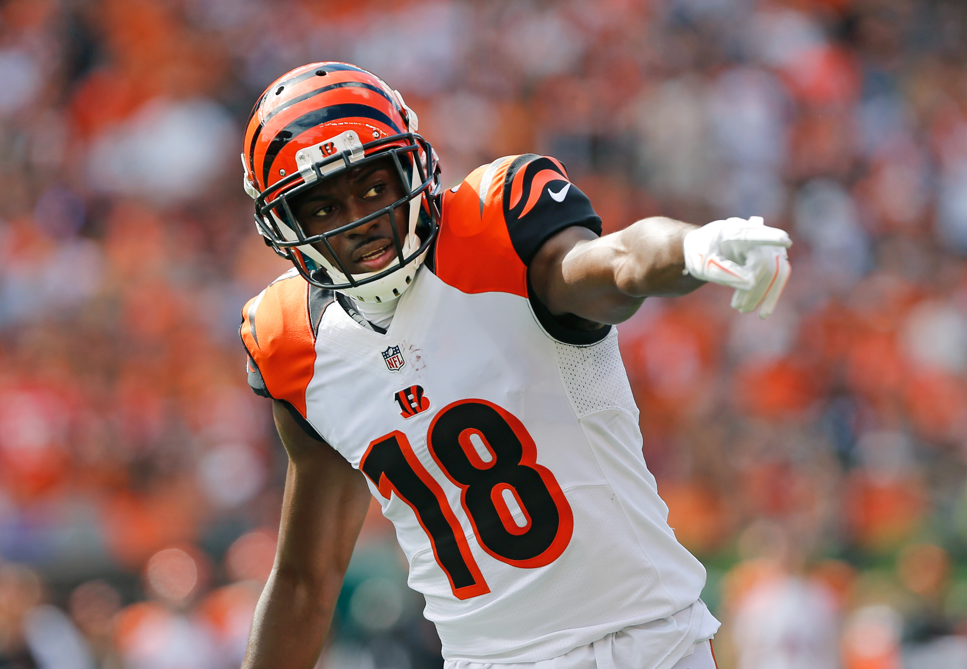 A J Green Feels Confident About Bengals Offense