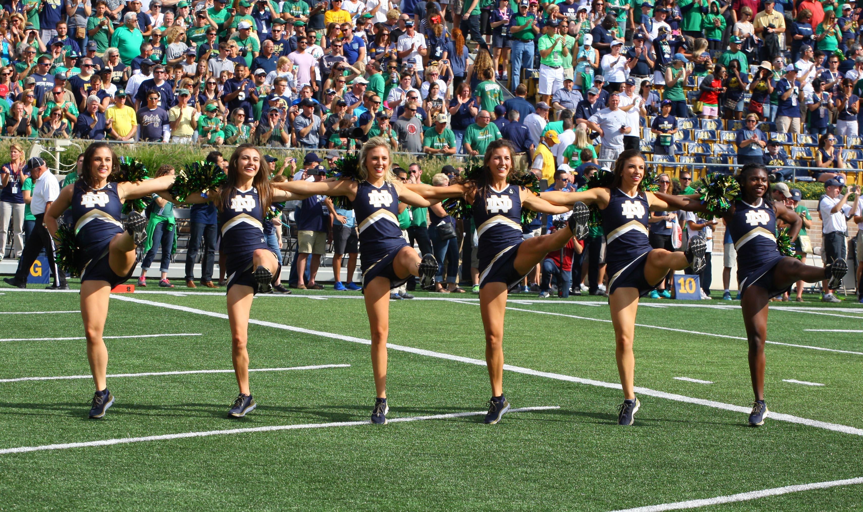 Athlete Jaylan Franklin Talks Notre Dame Football Visit