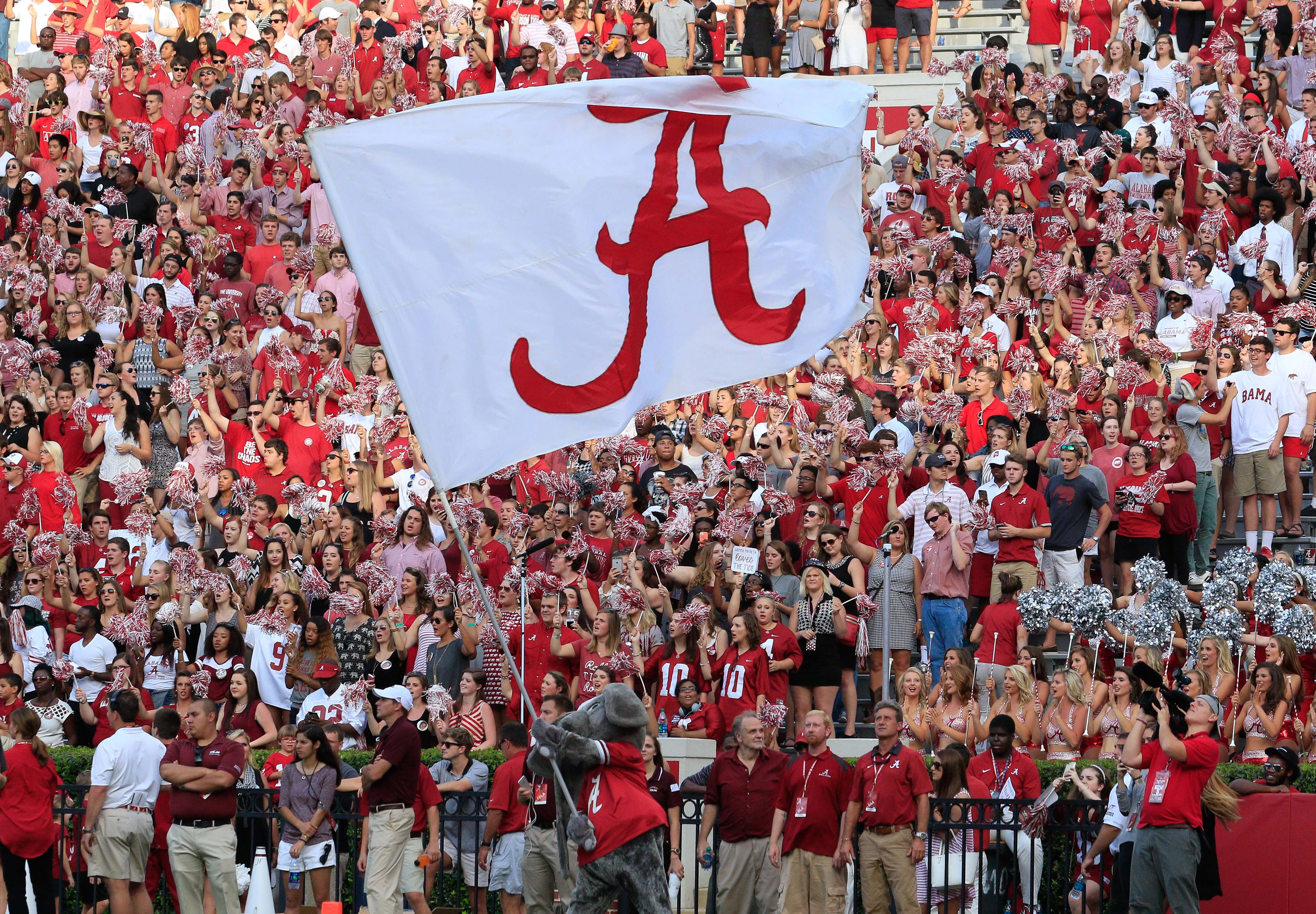 Alabama Football: Spring Game Attendance Records Around ...
