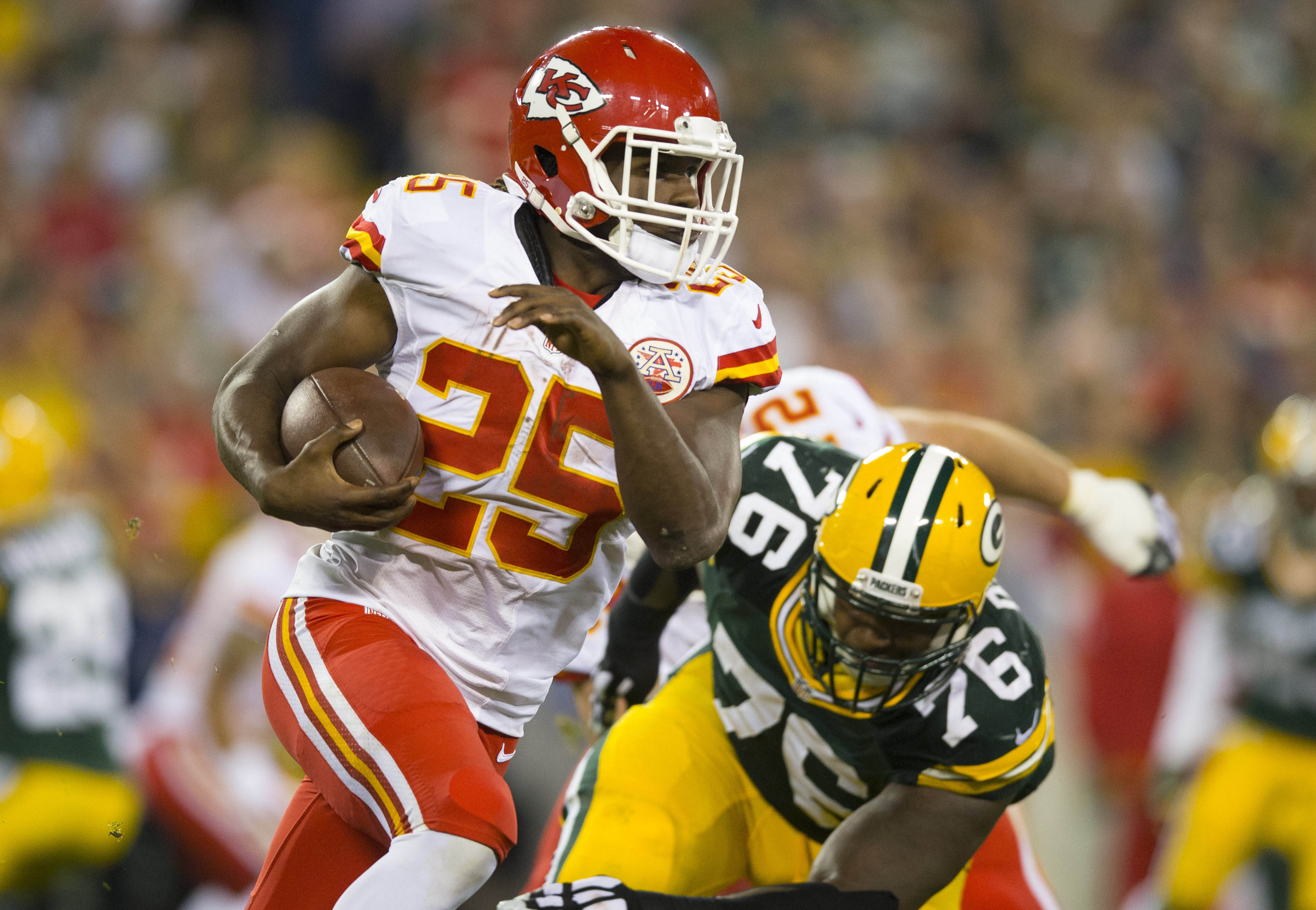 Chiefs: Denver Broncos: 5 Reasons Jamaal Charles Will Recharge