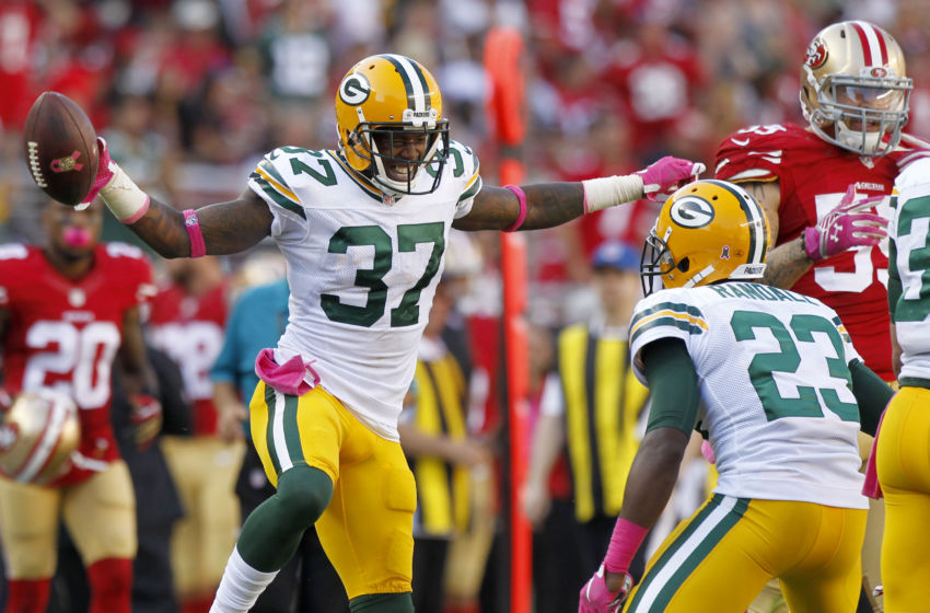 Sam Shields Green Bay Packers